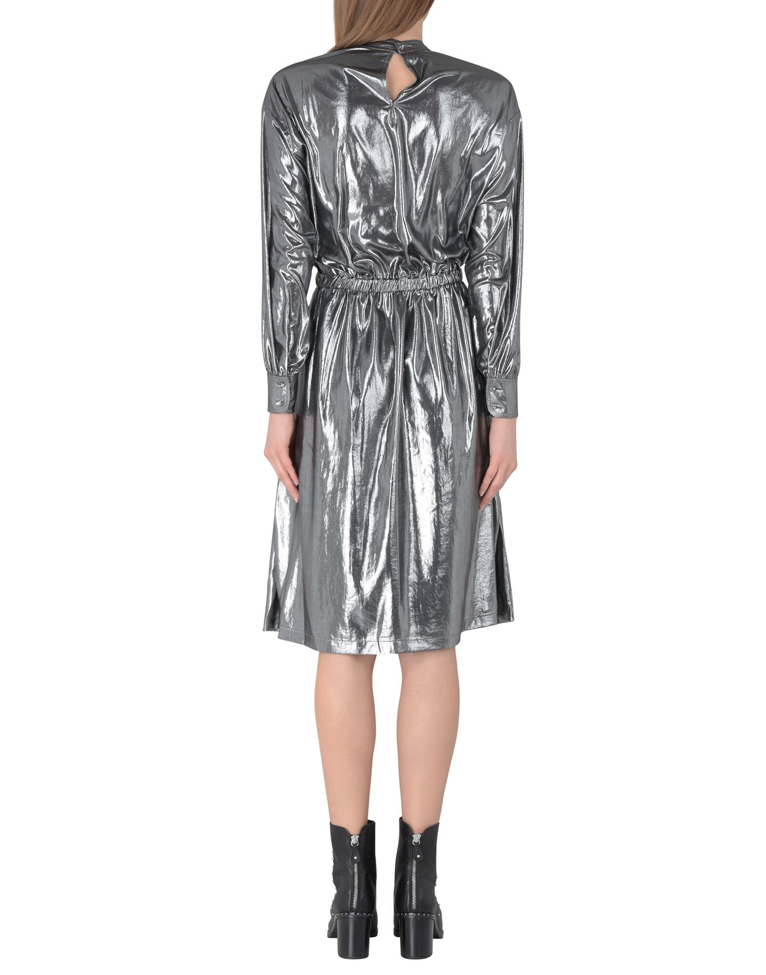 DRESSES Ga�lle Paris Silver Woman Polyester