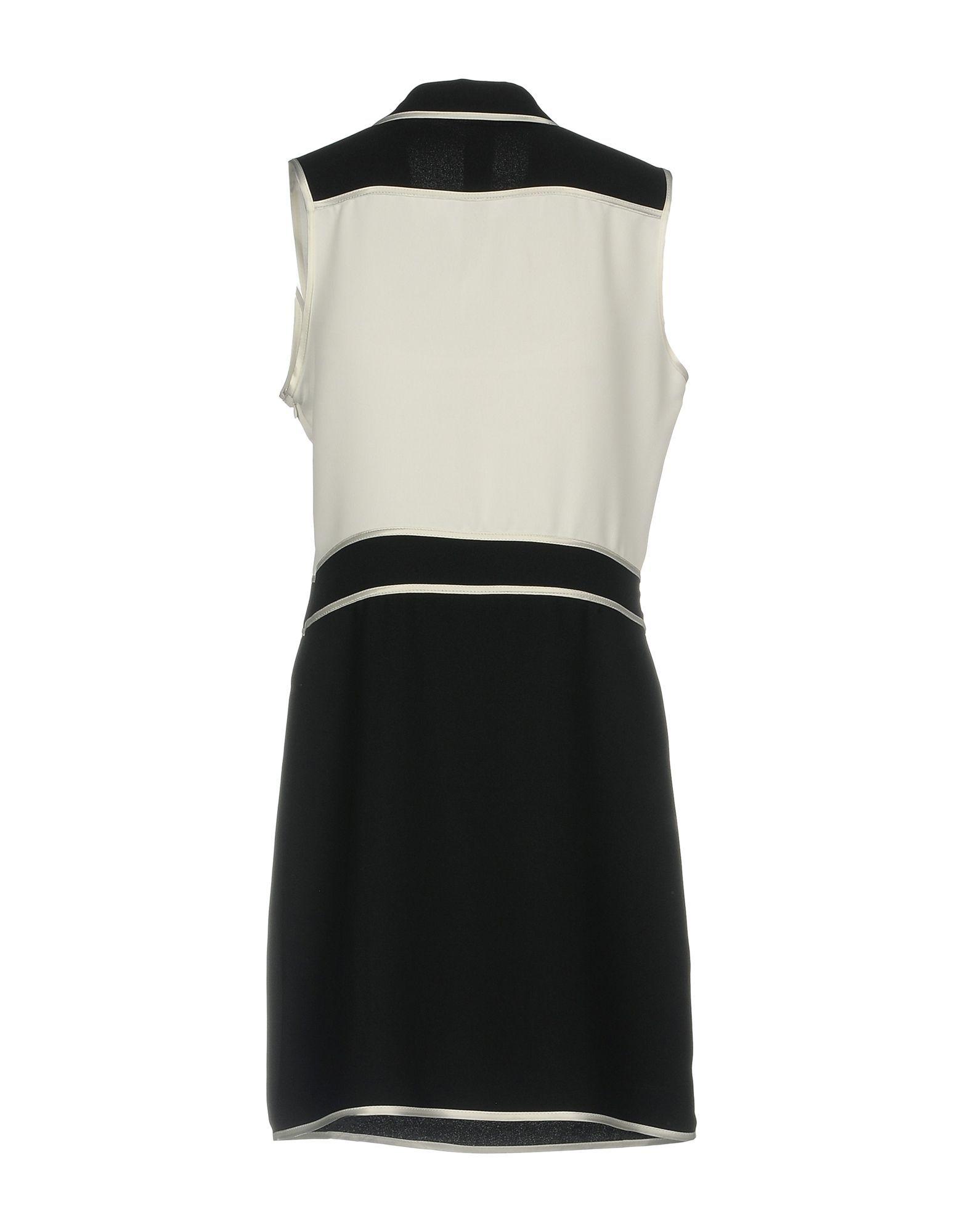 Dress Revise White Women's Polyester