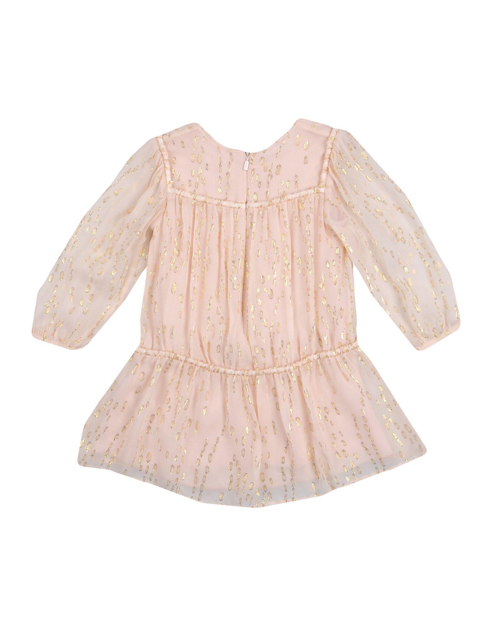BODYSUITS & SETS Chlo� Light pink Girl Silk
