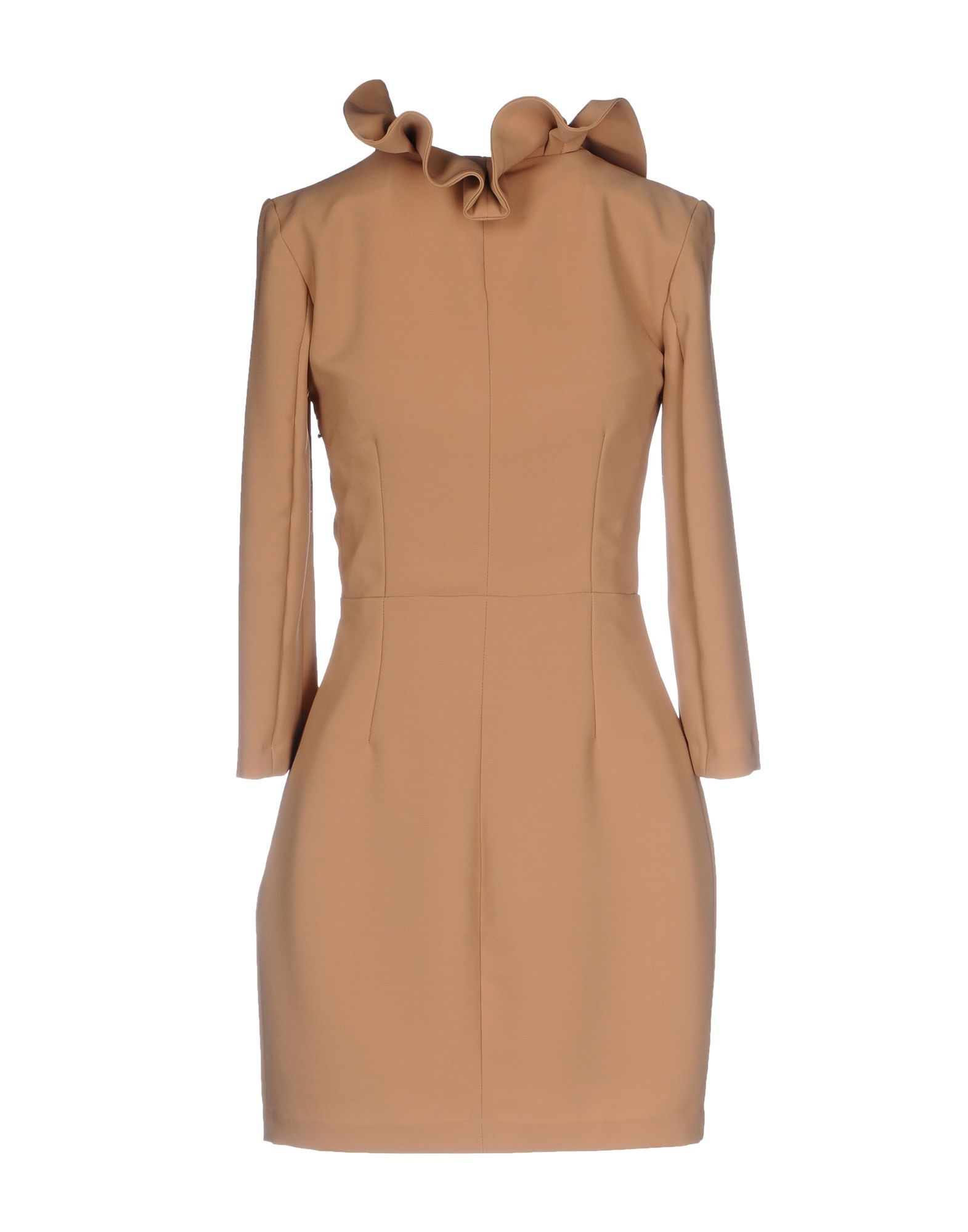 Dress Betty Blue Camel Women's Polyester