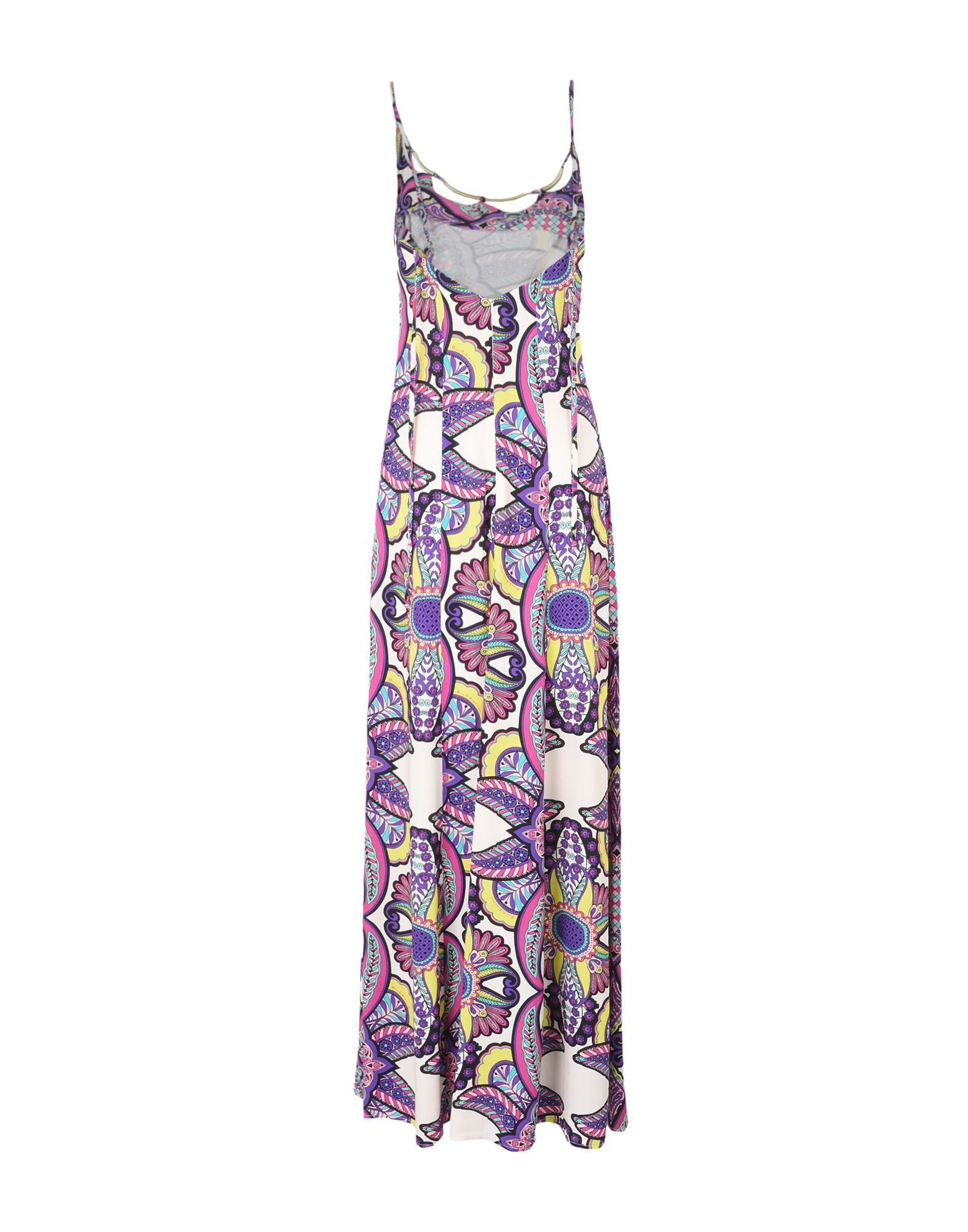 DRESSES Miss Bikini Luxe Purple Woman Viscose