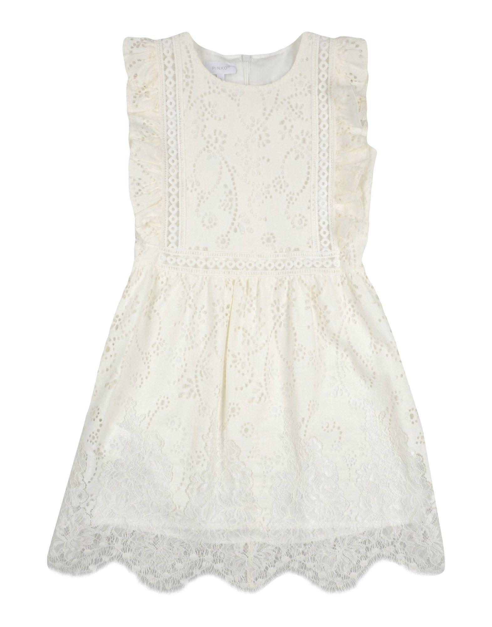 DRESSES Pinko Up Ivory Girl Polyamid