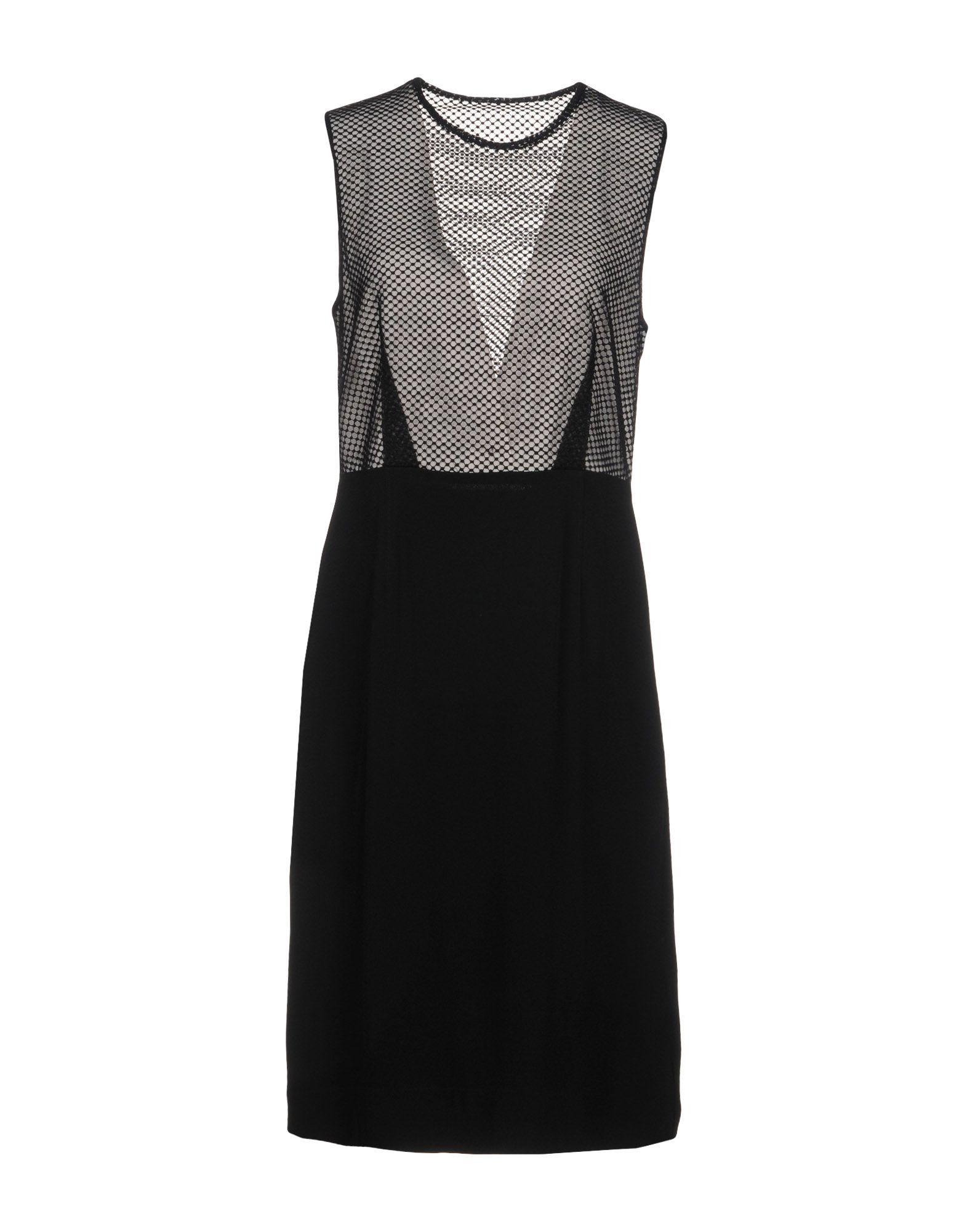 DRESSES By Malene Birger Black Woman Viscose