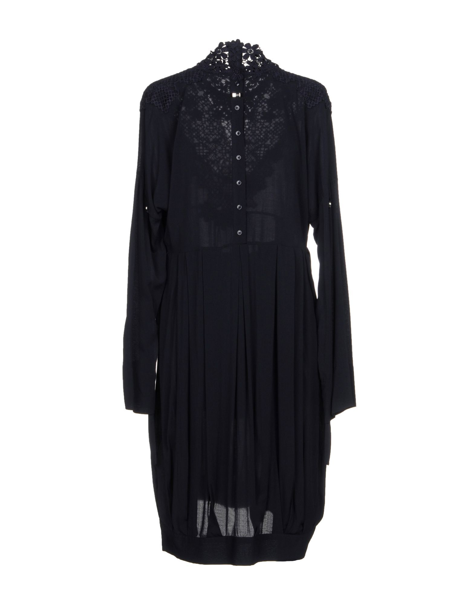 DRESSES High By Claire Campbell Dark blue Woman Viscose