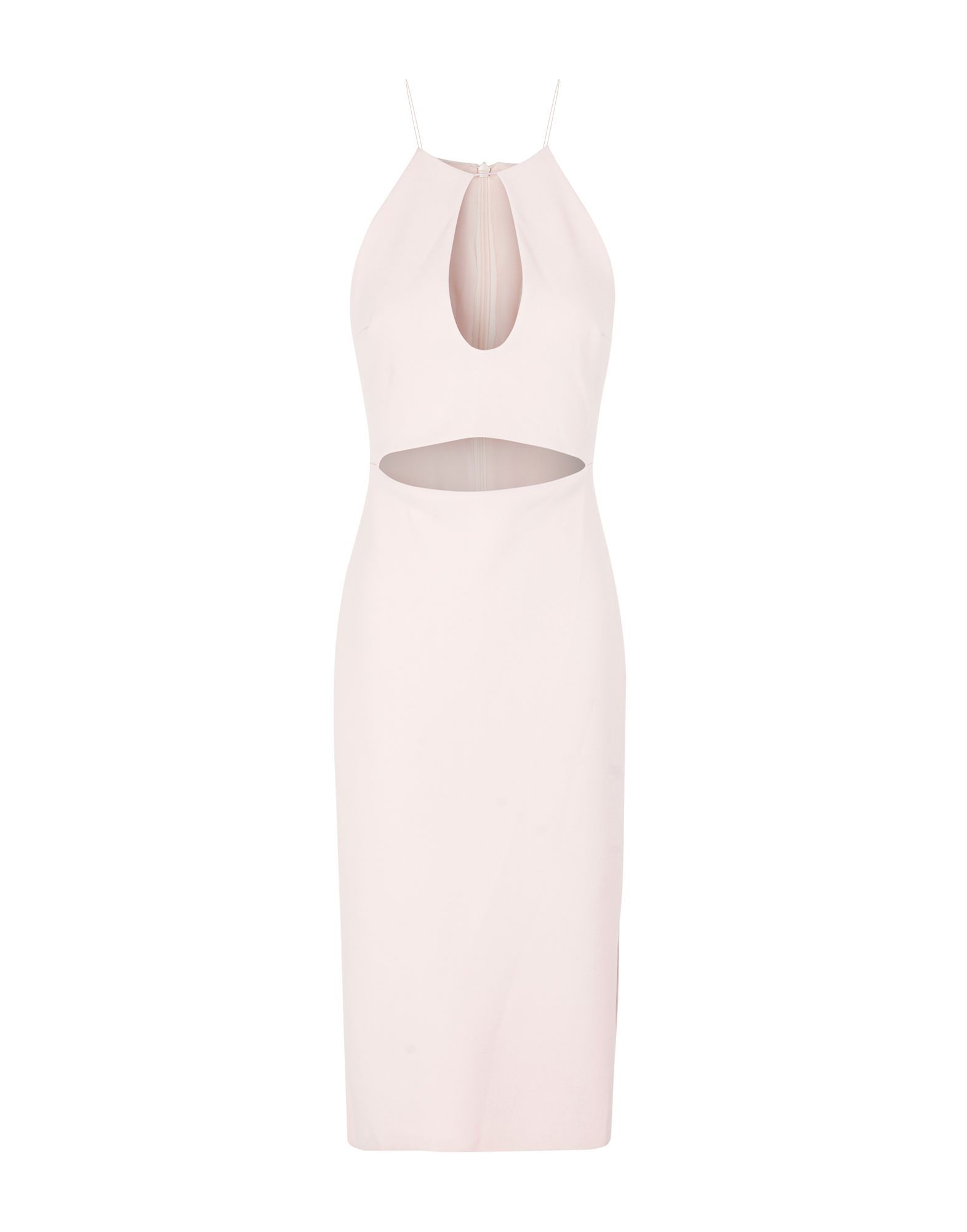 Bec & Bridge Light Pink Crepe Dress
