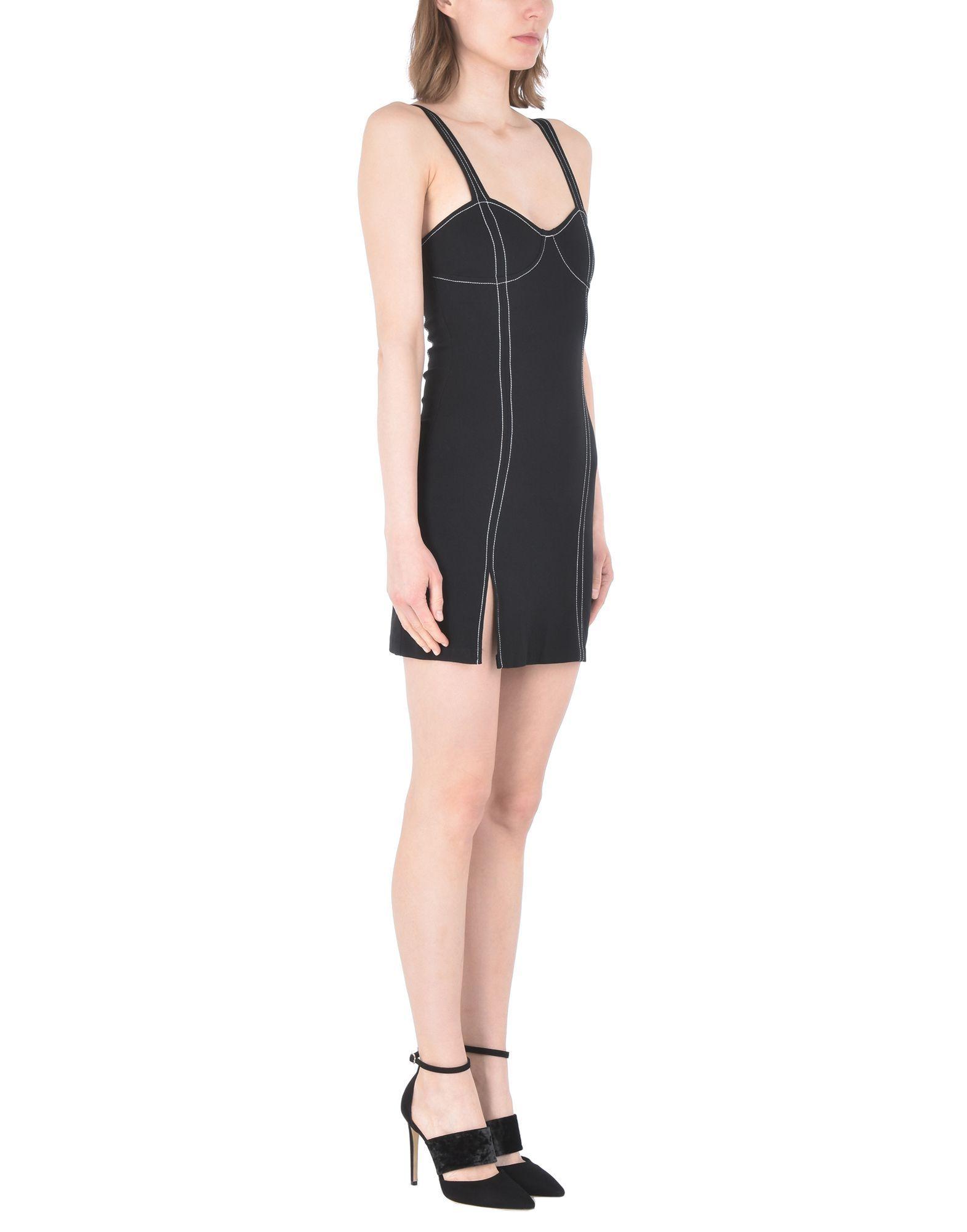 Bec & Bridge Black Crepe Dress