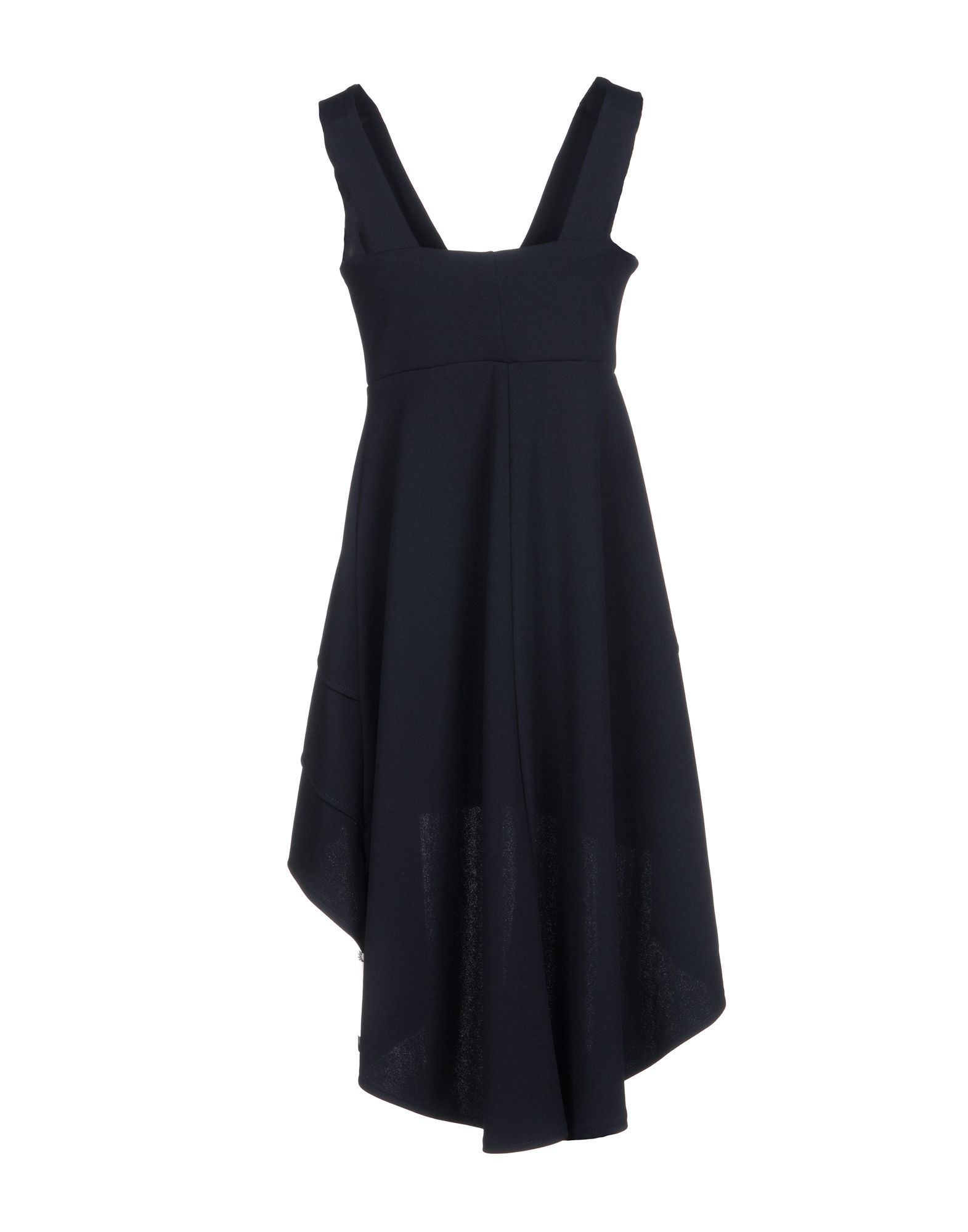 Vanessa Scott Dark Blue Dress