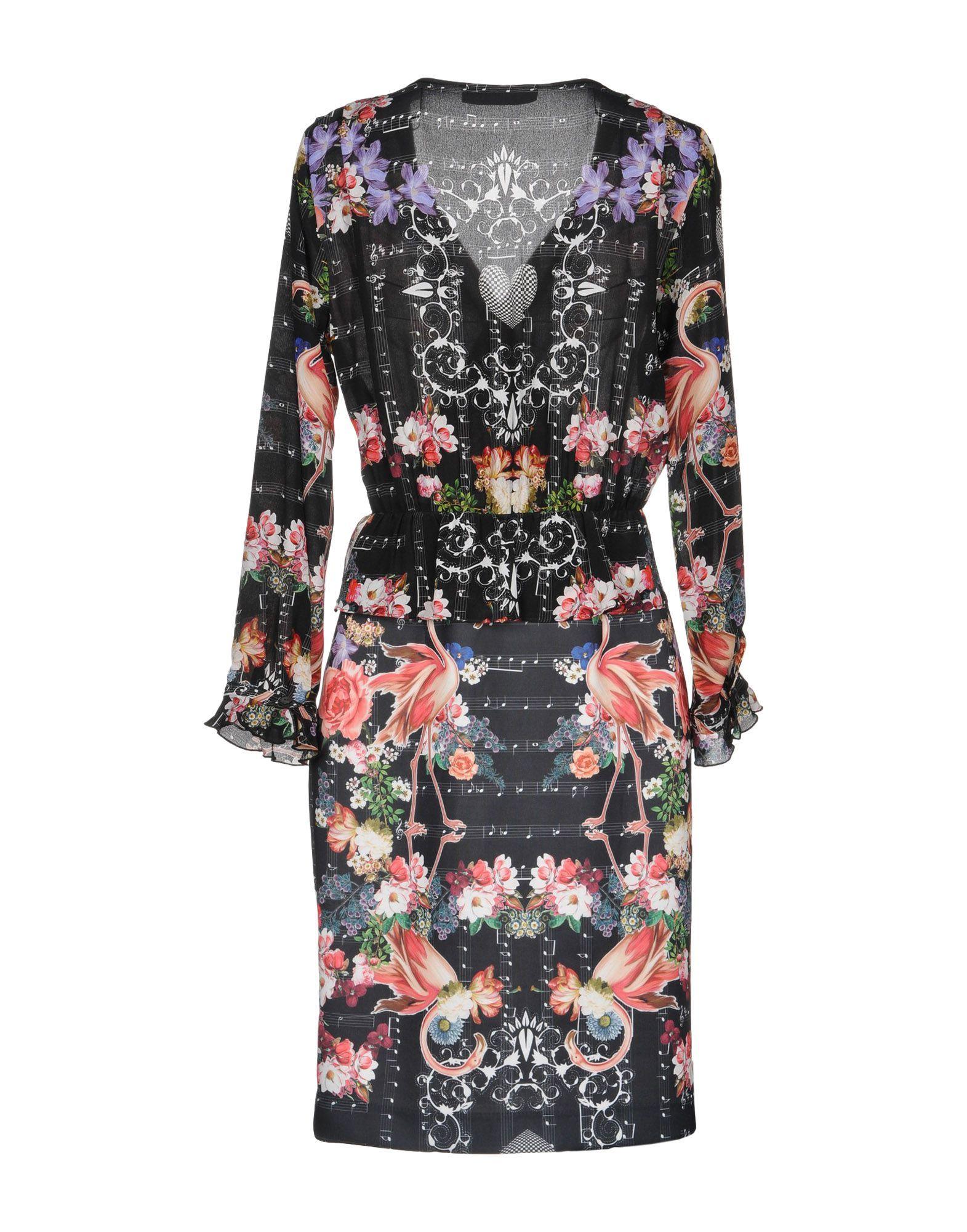 DRESSES Rary Black Woman Polyester