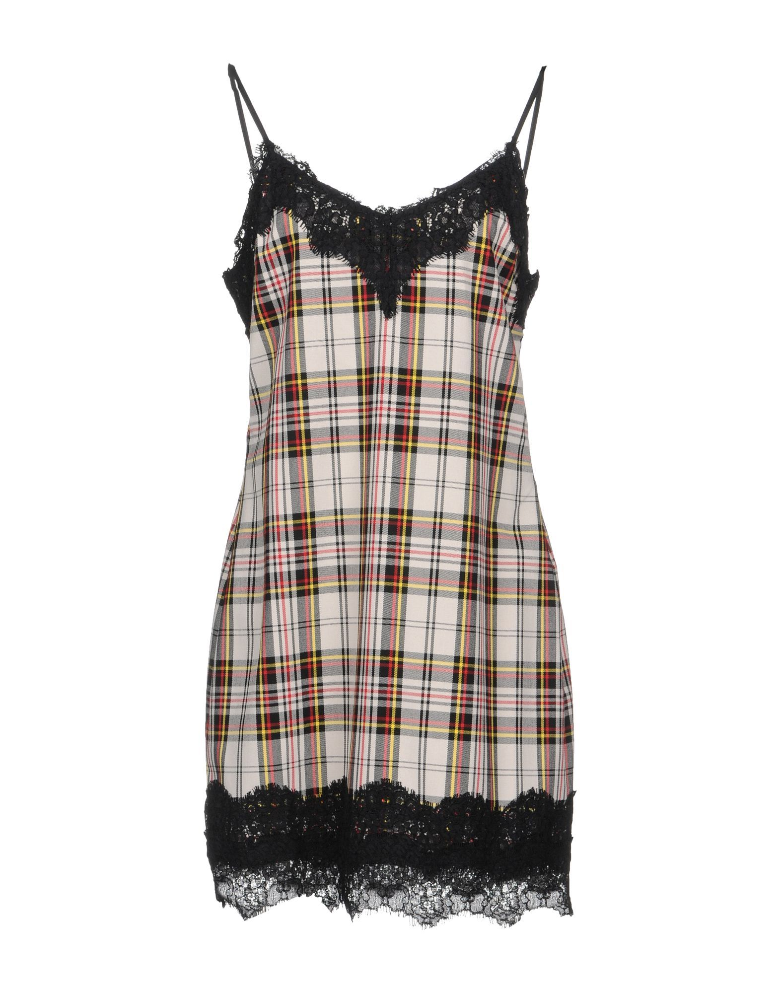 Pinko Beige Print Camisole Dress