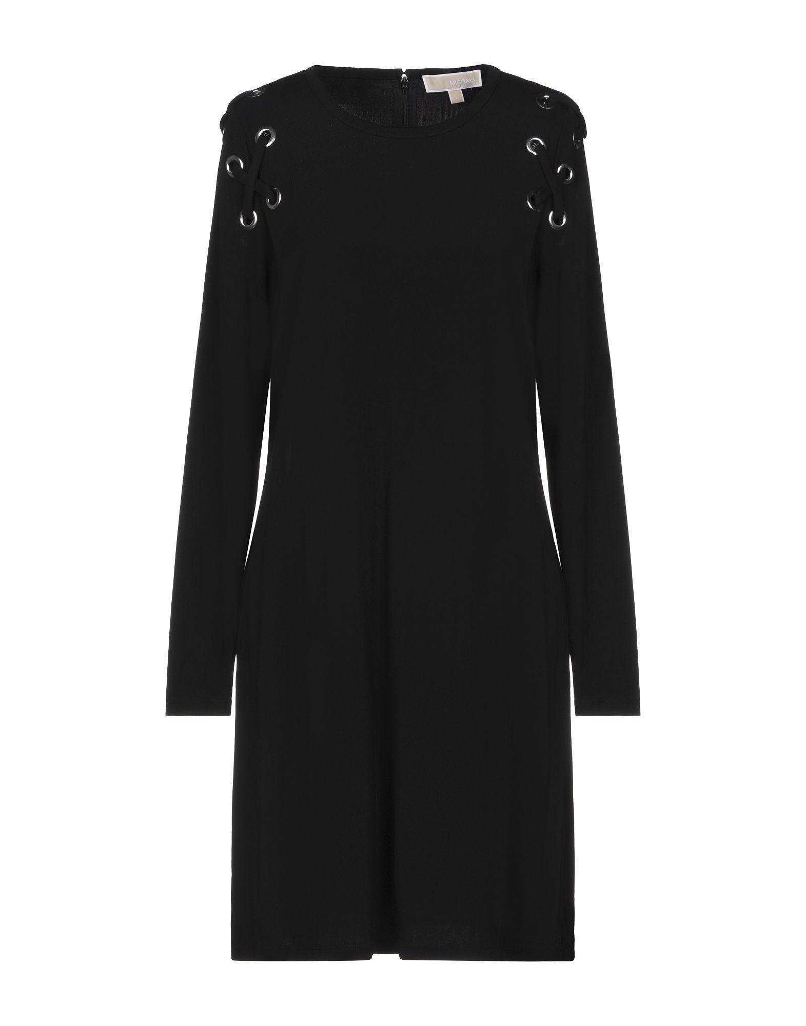 Dress Michael Michael Kors Black Women's Viscose