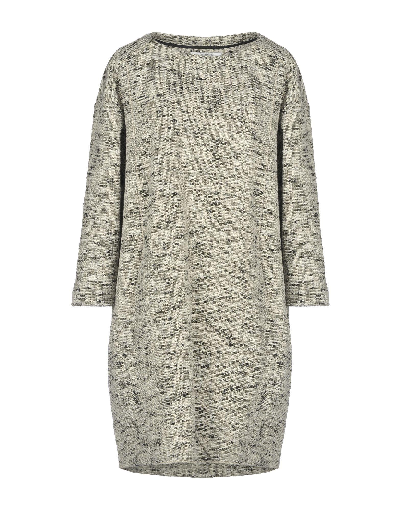 Dress Pomand�Re Black Women's Cotton
