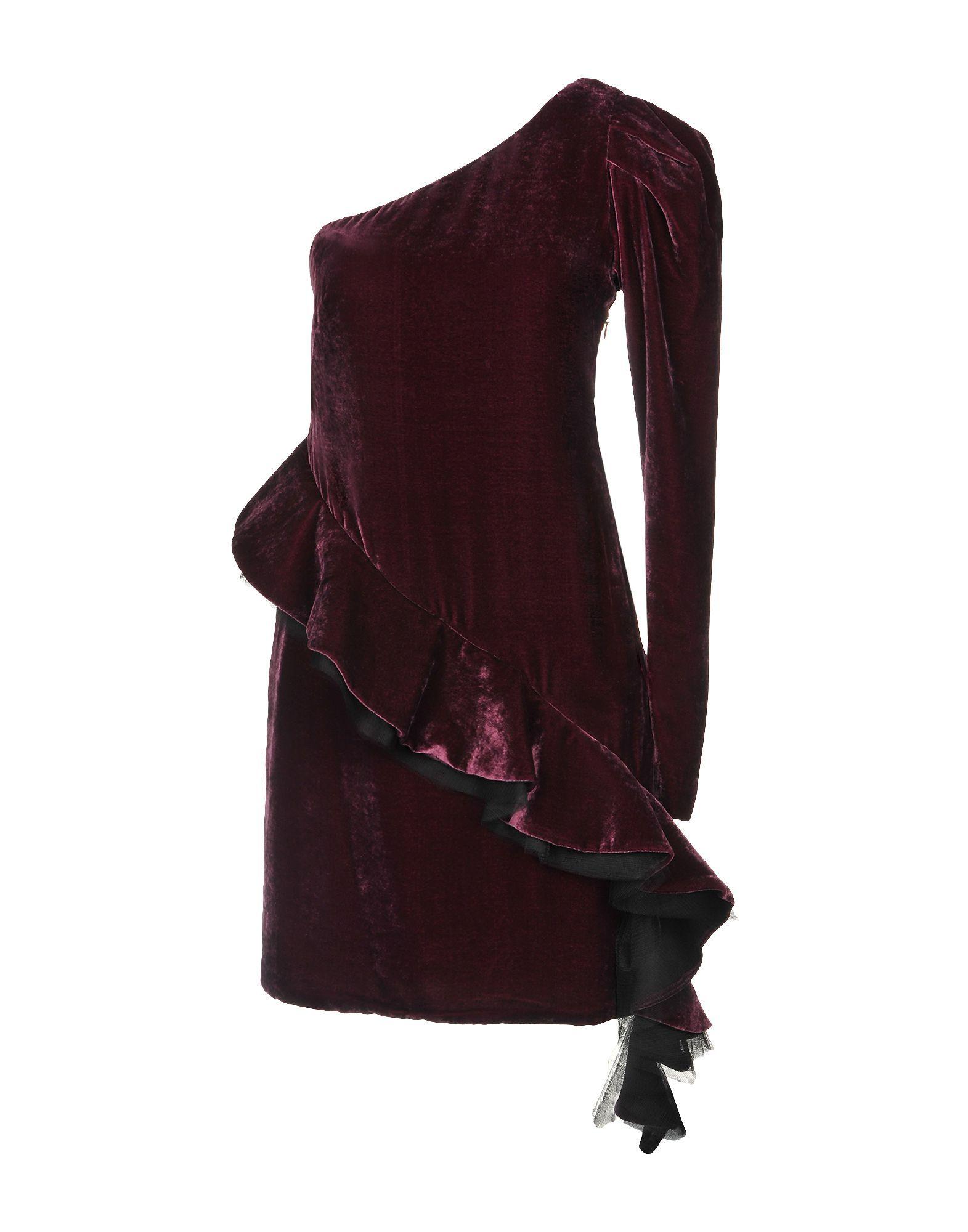Dress Lucille Purple Women's Viscose
