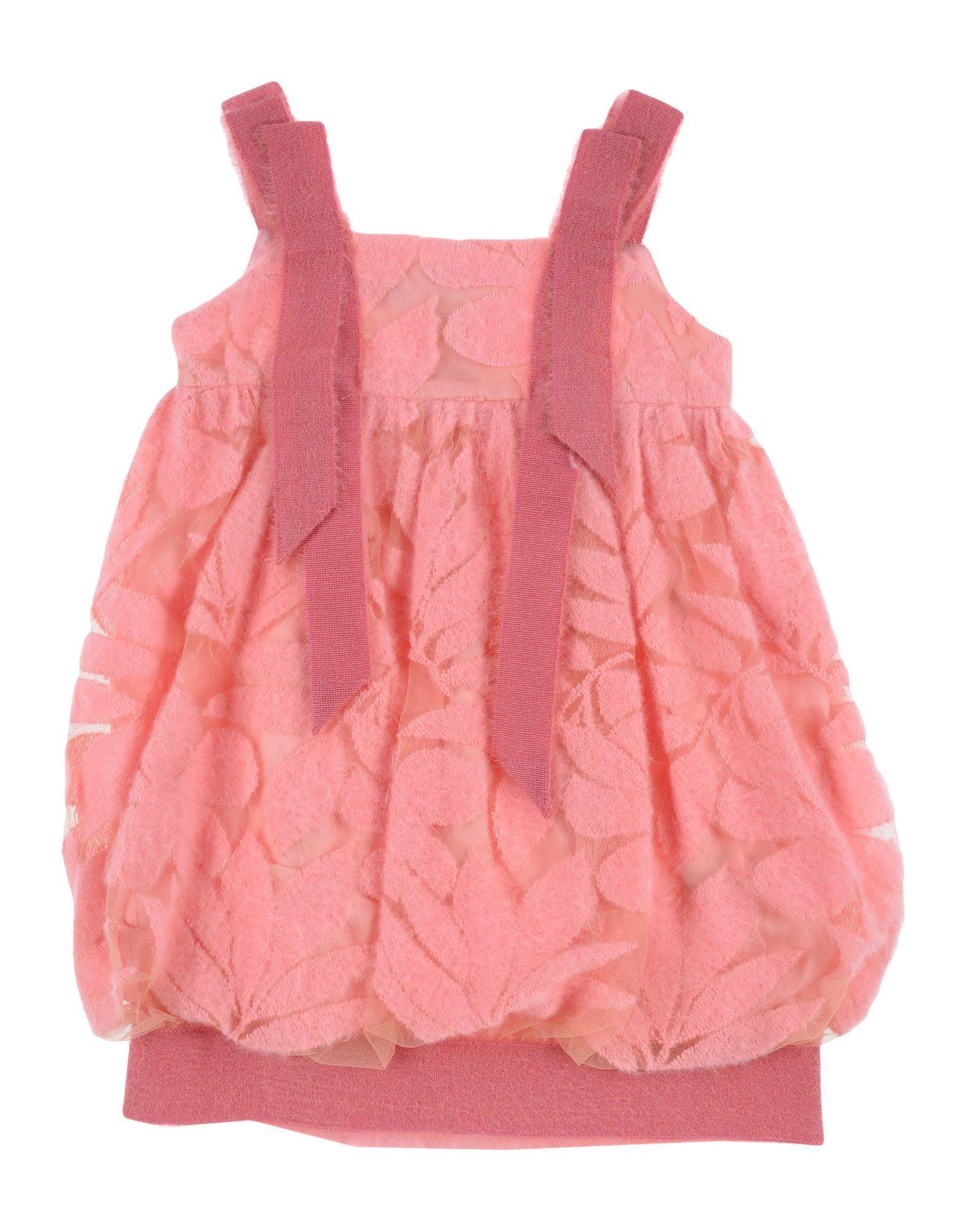 DRESSES I Pinco Pallino Pink Girl Polyamid
