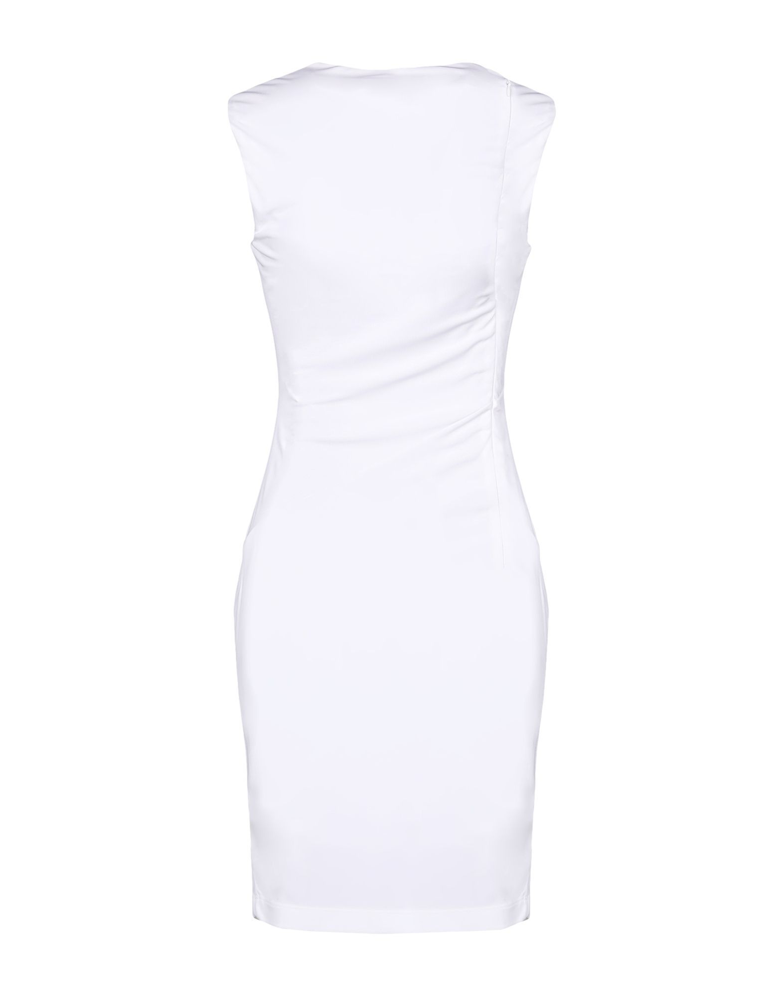 Just Cavalli White Short Dress