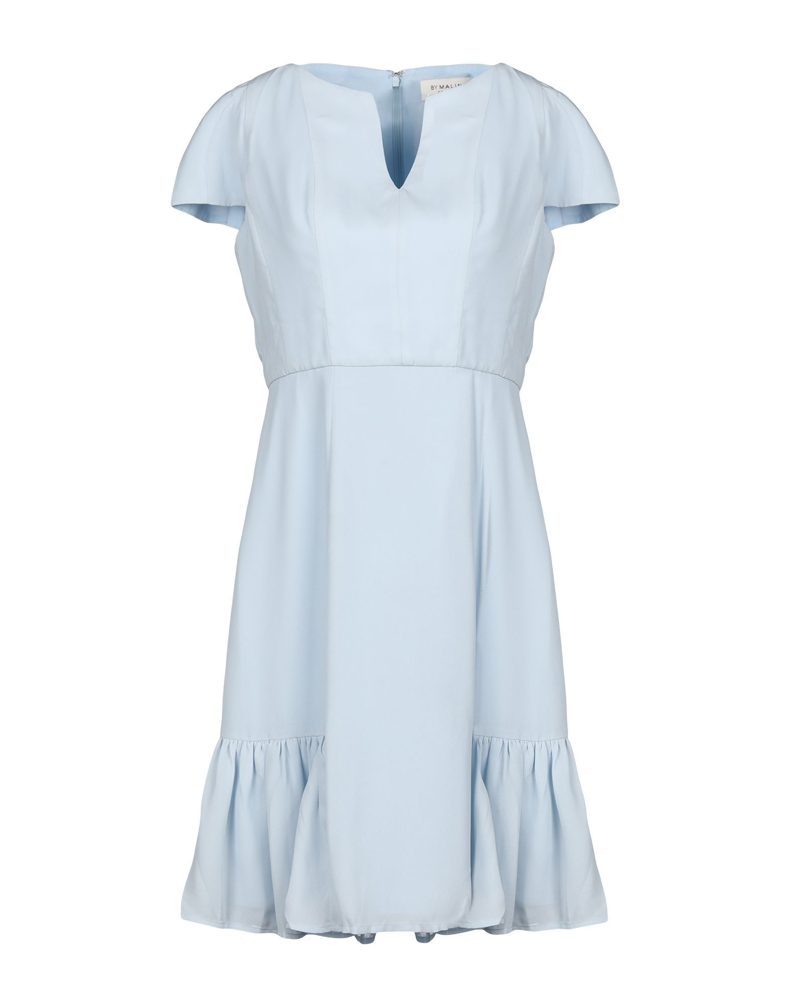 DRESSES Woman By Malina Sky blue Polyester