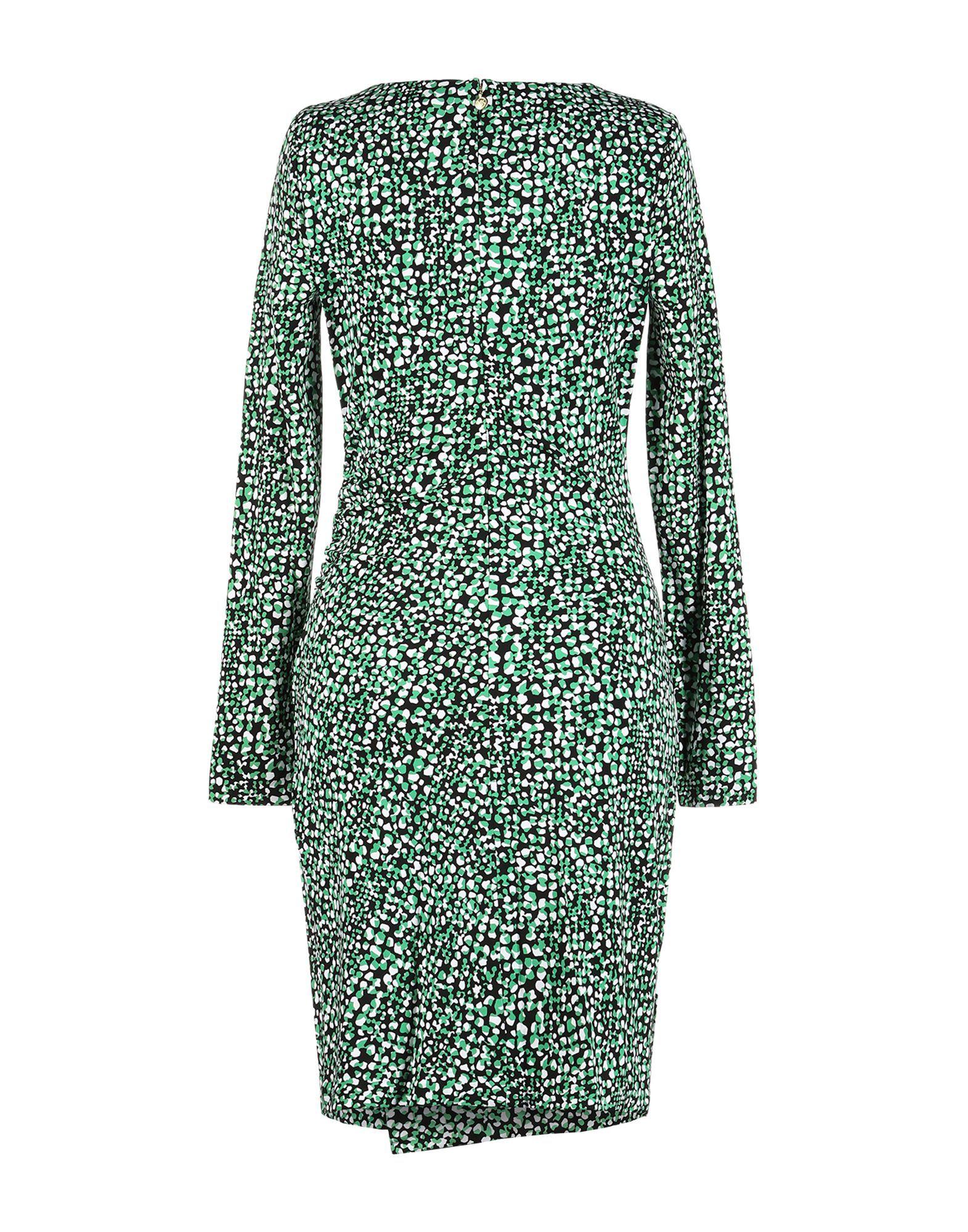 DRESSES Michael Michael Kors Green Woman Viscose