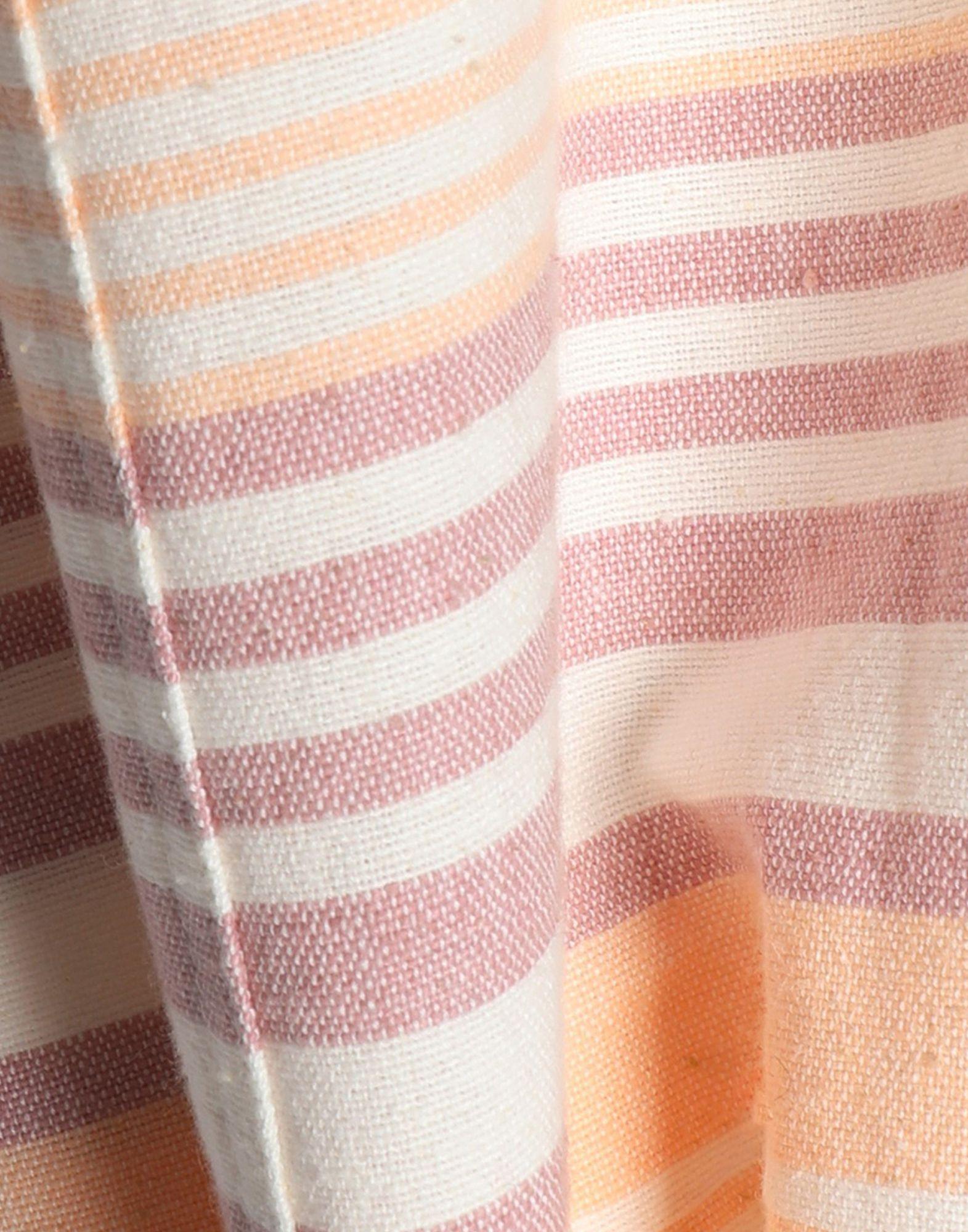 Mara Hoffman Salmon Pink Organic Cotton Short Dress