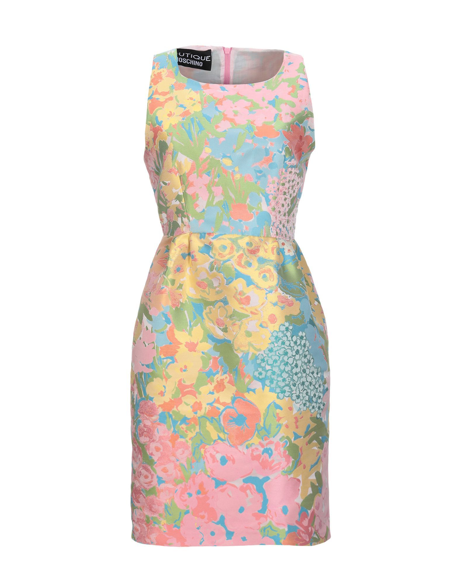 DRESSES Boutique Moschino Pink Woman Cotton