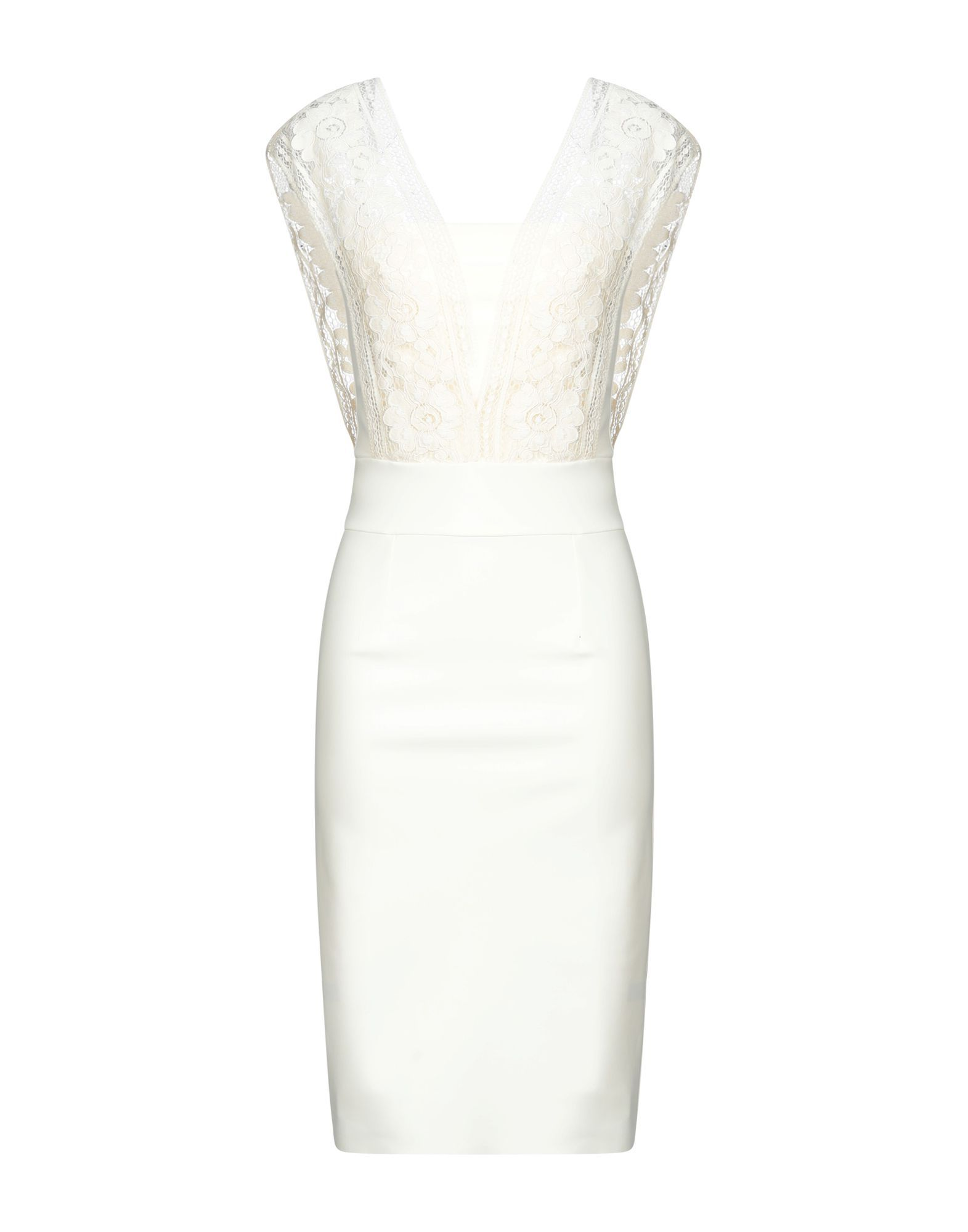 Christies A Porter Ivory Lace Dress