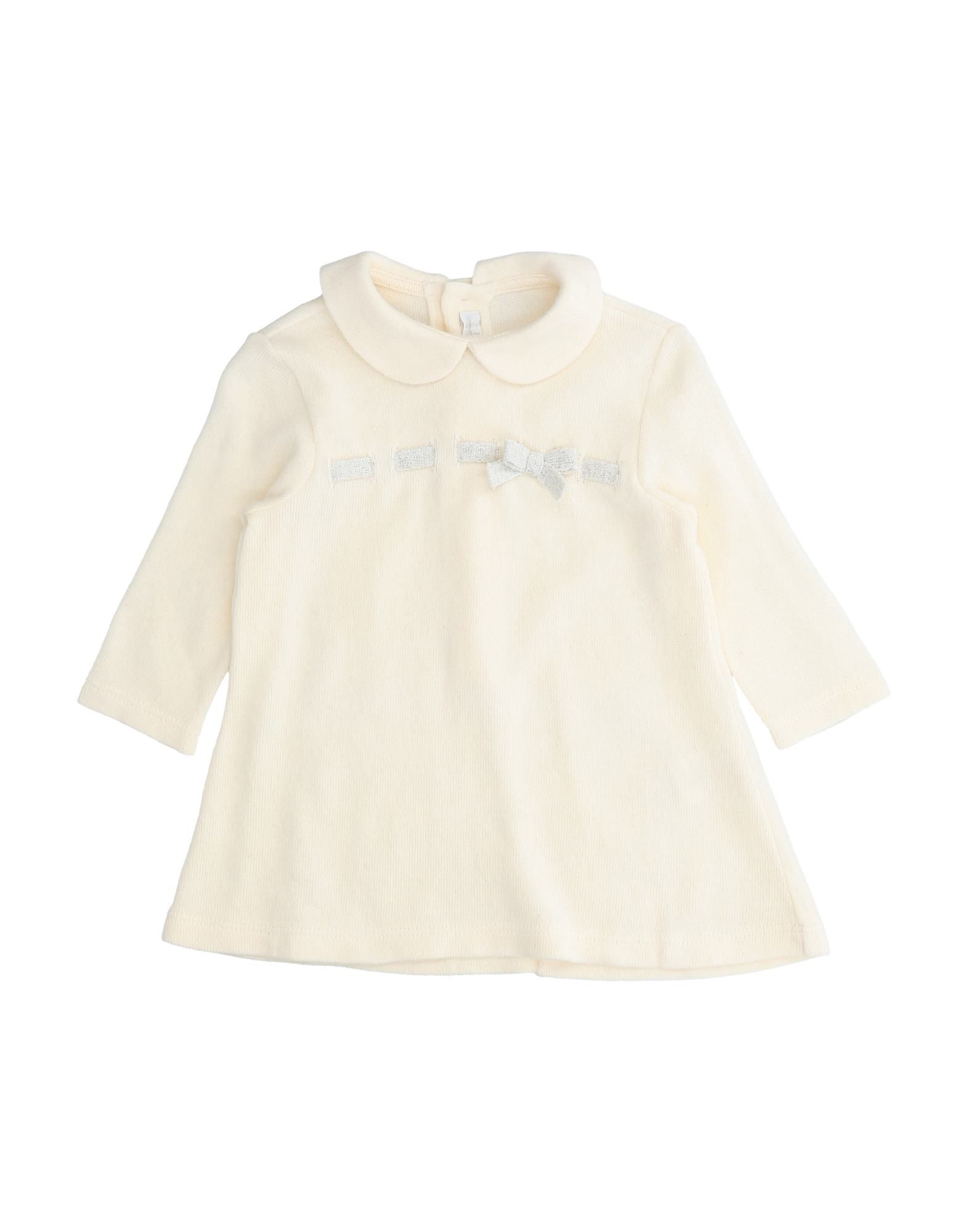 BODYSUITS & SETS Il Gufo Ivory Girl Cotton