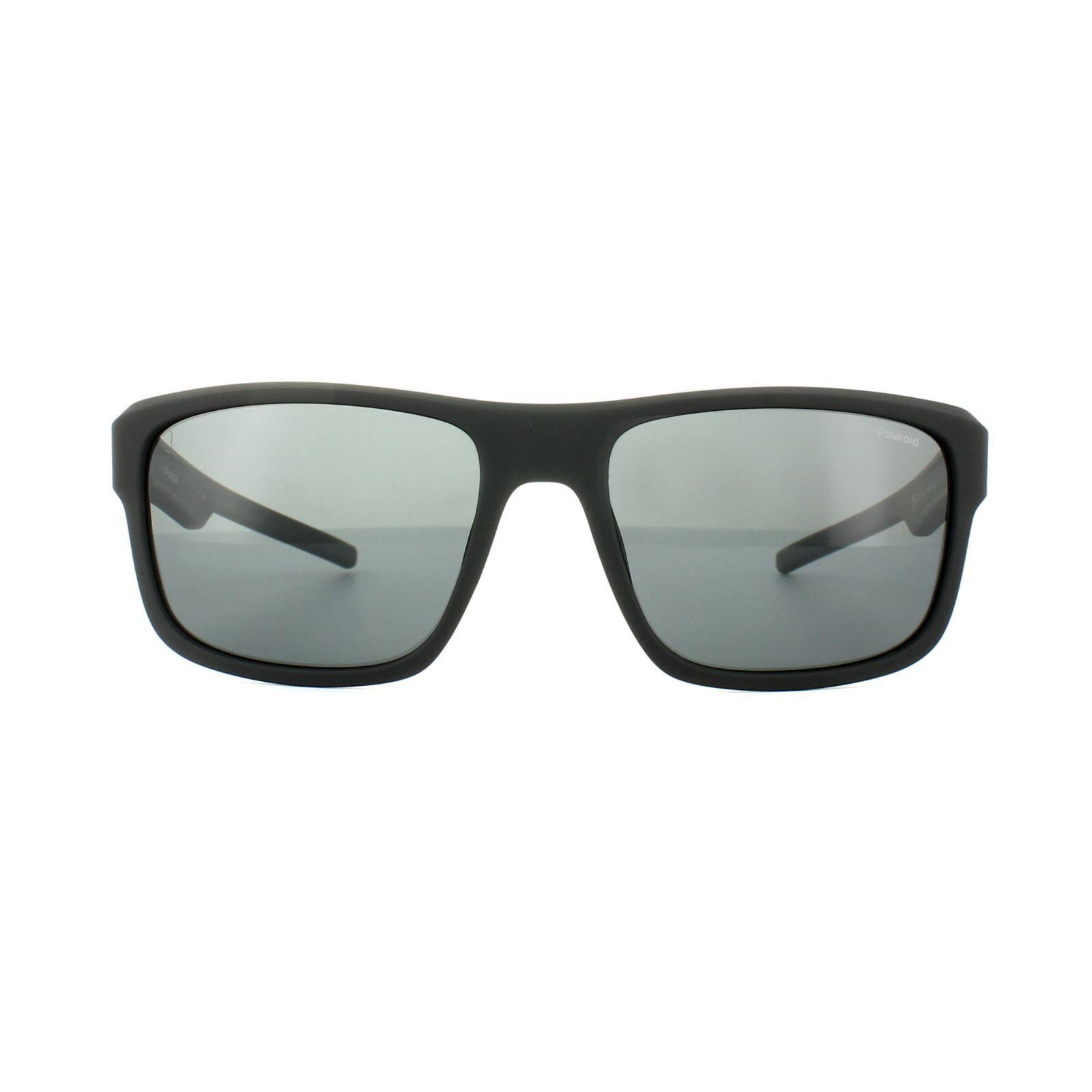 Polaroid Sunglasses PLD 3018/S DL5 Y2 Black Grey Polarized