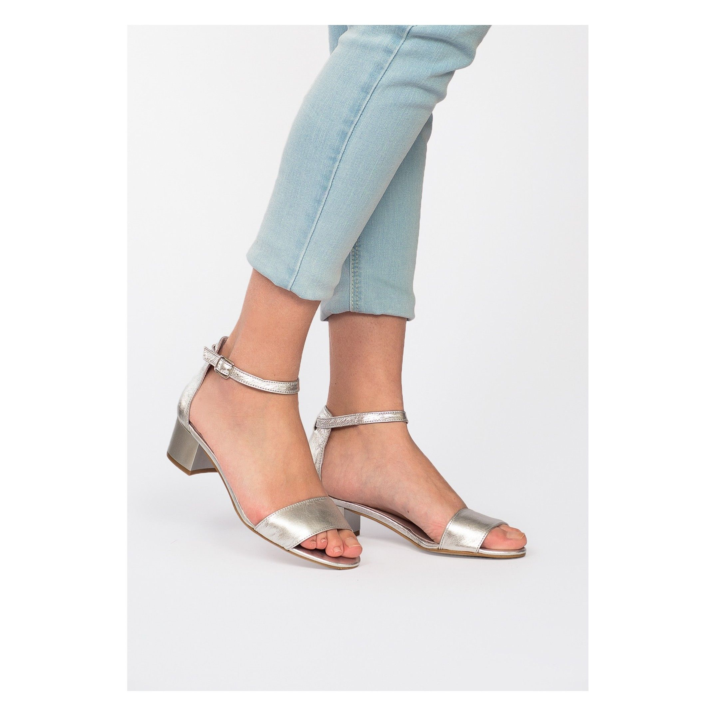 Eva Lopez Classic Sandals Women Heel