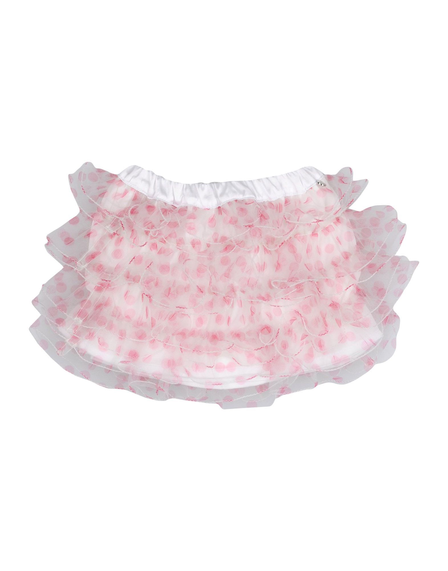 SKIRTS Girl Microbe By Miss Grant Pink Polyester