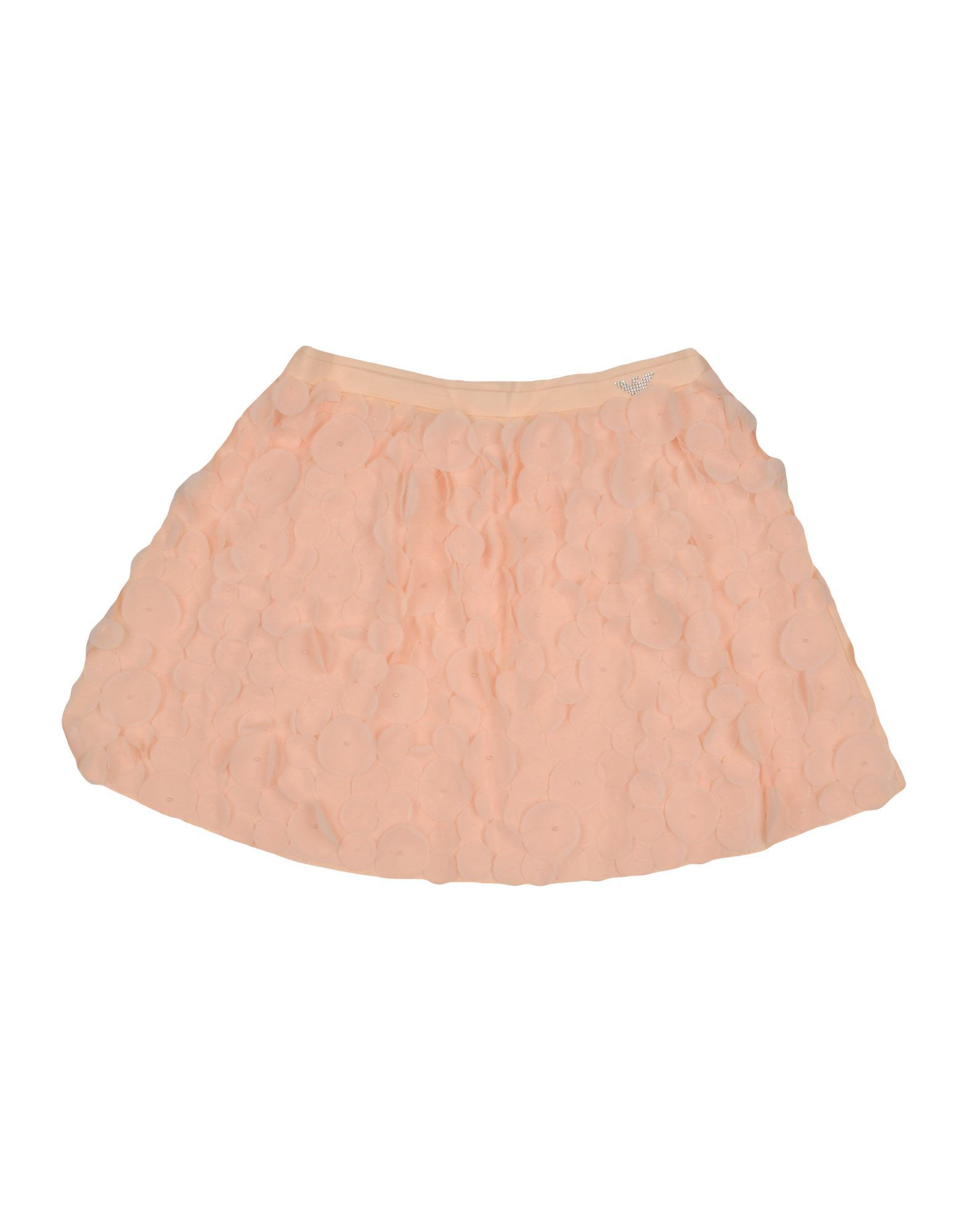 SKIRTS Armani Junior Pink Girl Cotton