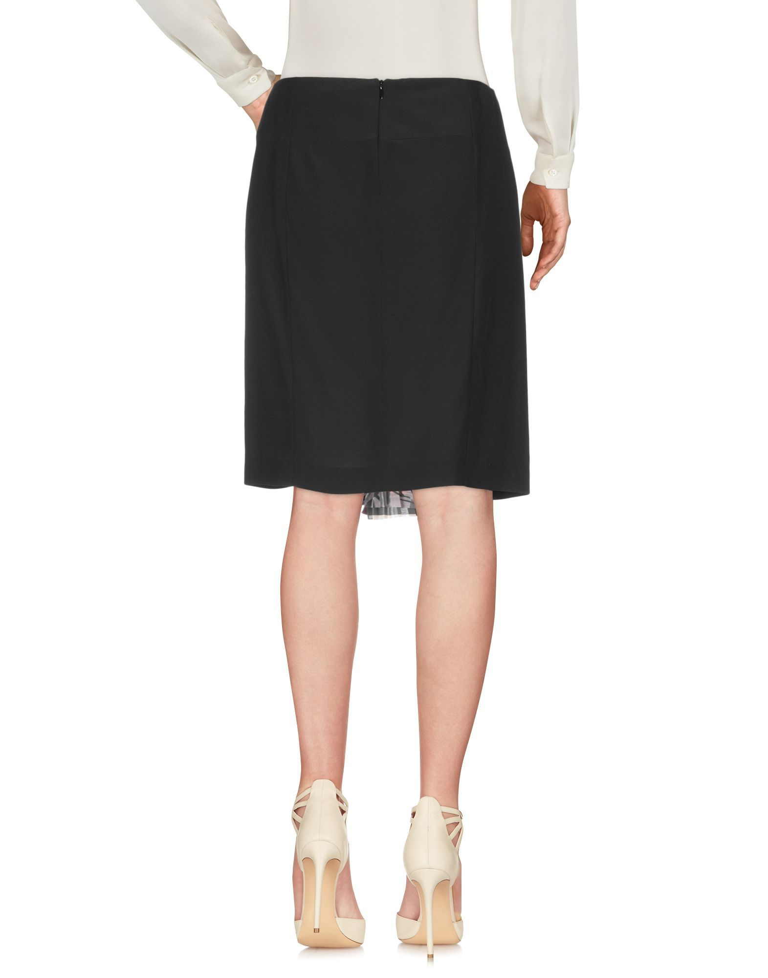 SKIRTS Etro Black Woman Silk