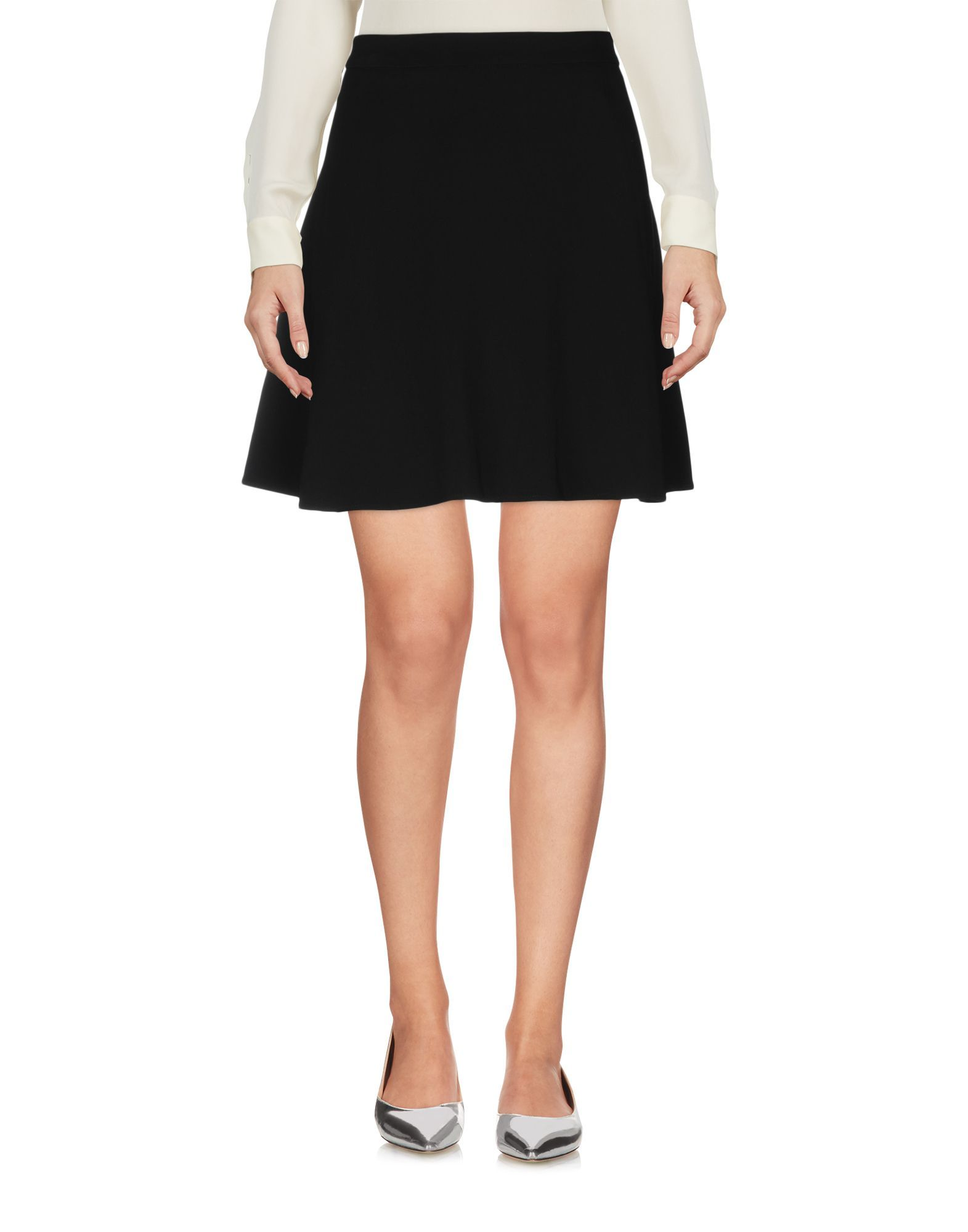 SKIRTS Michael Michael Kors Black Woman Viscose