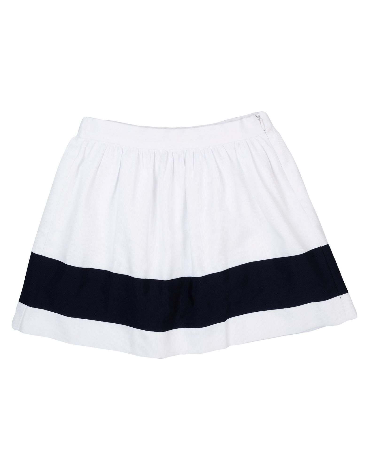 SKIRTS Girl I Pinco Pallino White Cotton