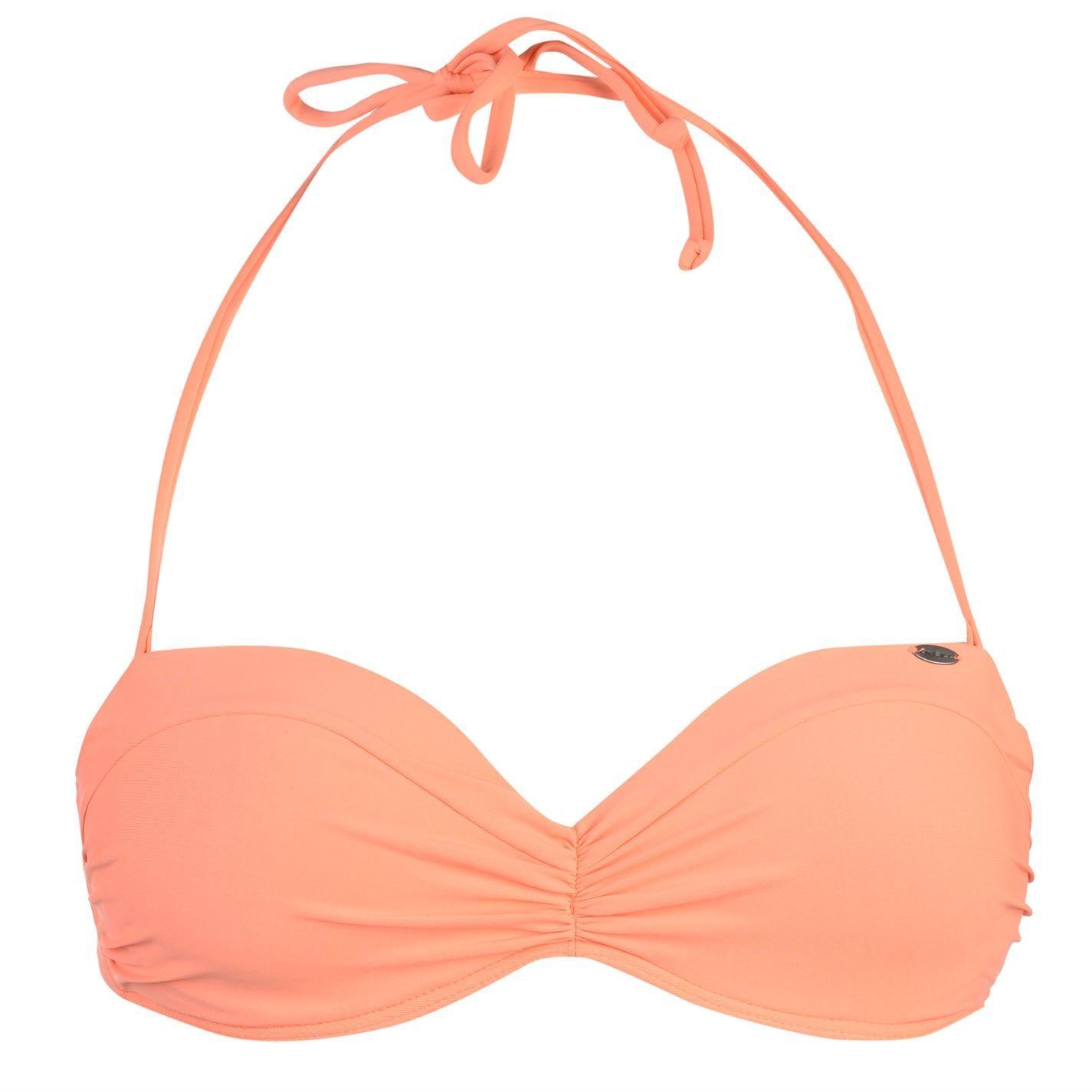 ONeill Womens MM Padded Bikini Top Sea Pool Beach Summer Swimming Swimwear