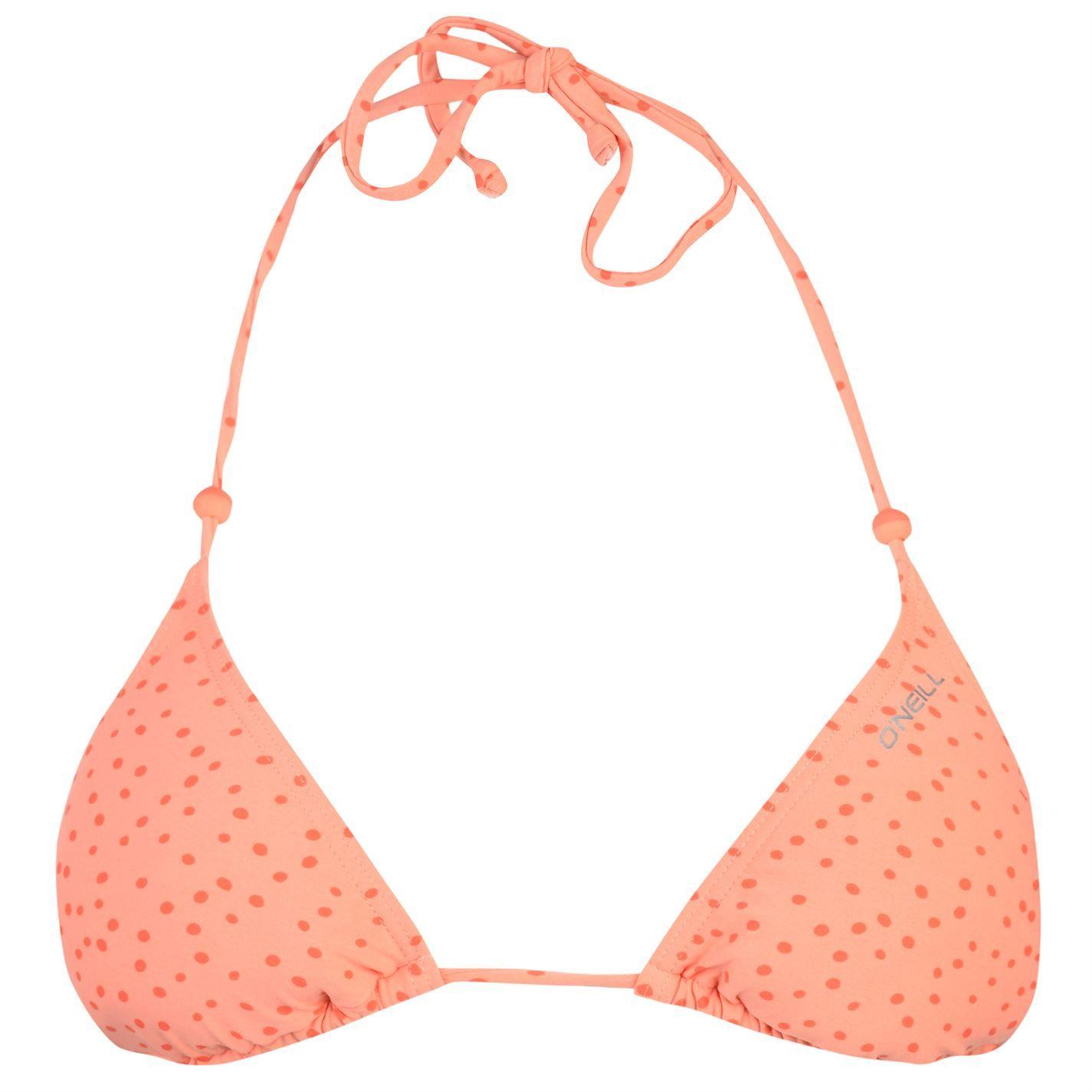 ONeill Womens MM Triangle Bikini Top Ladies Bra Spaghetti Straps Sea Pool Beach