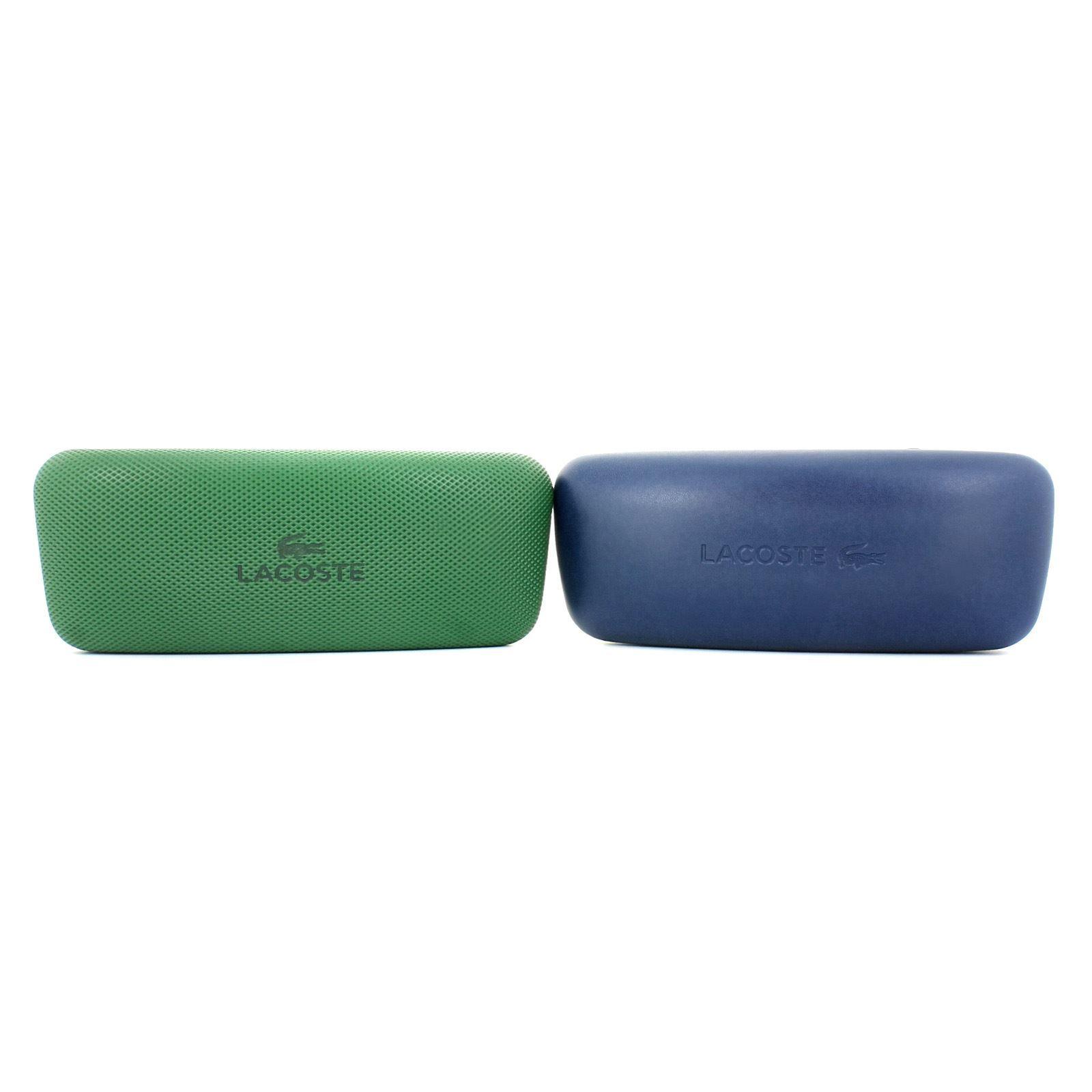 Lacoste Sunglasses L778S 002 Matte Black Blue Gradient Folding