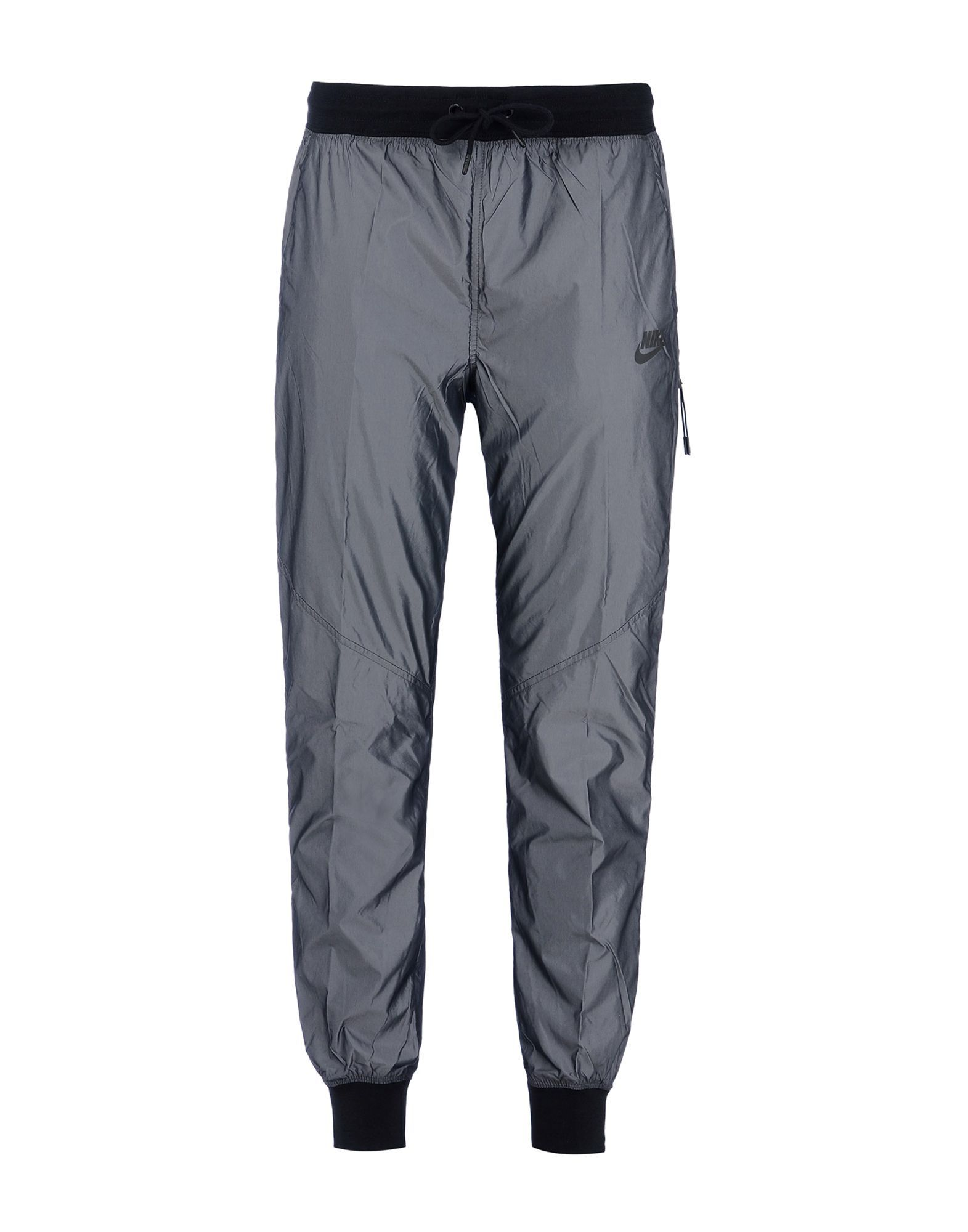Nike Grey Techno Fabric Trousers