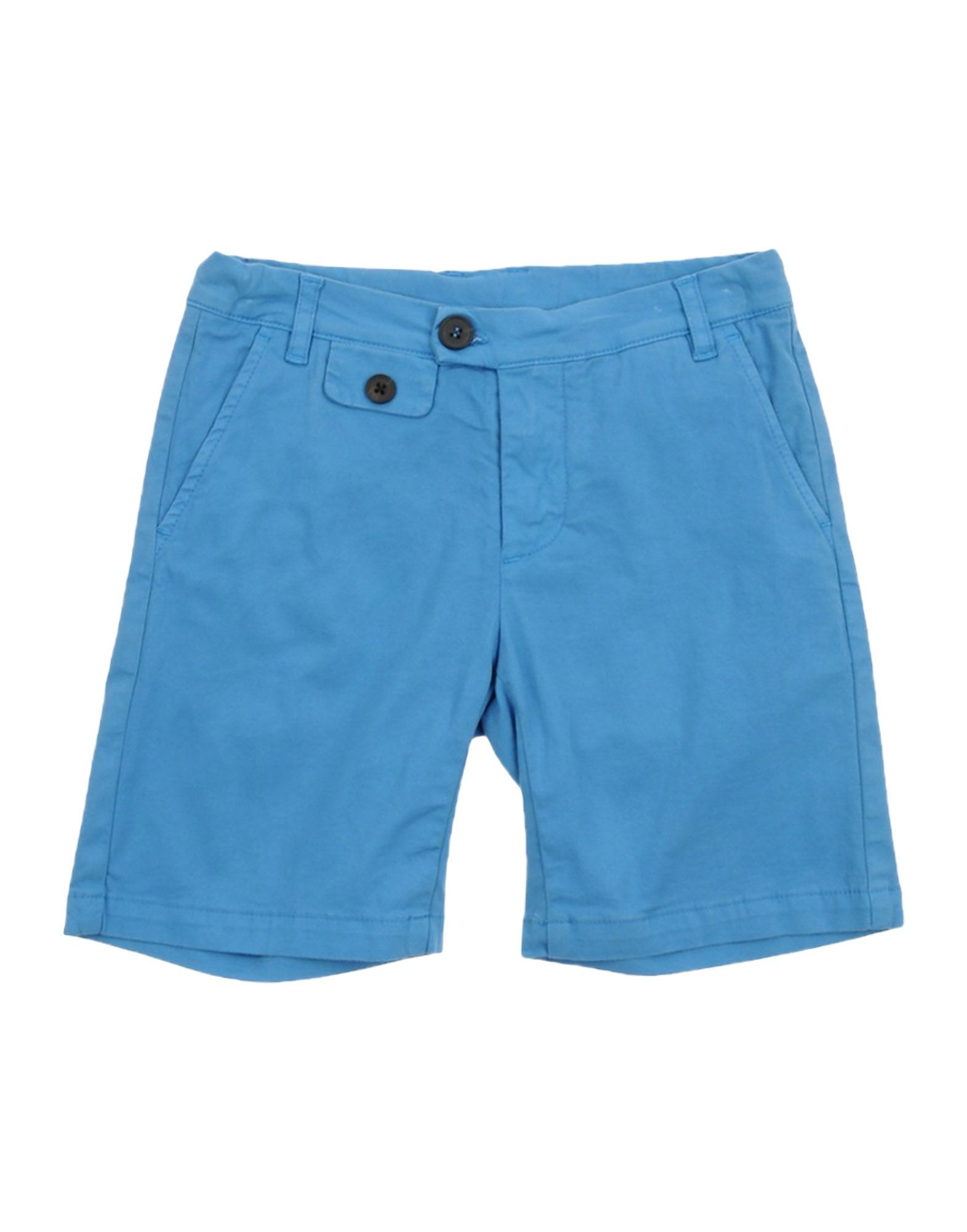 Mauro Grifoni Cotton Bermuda Shorts