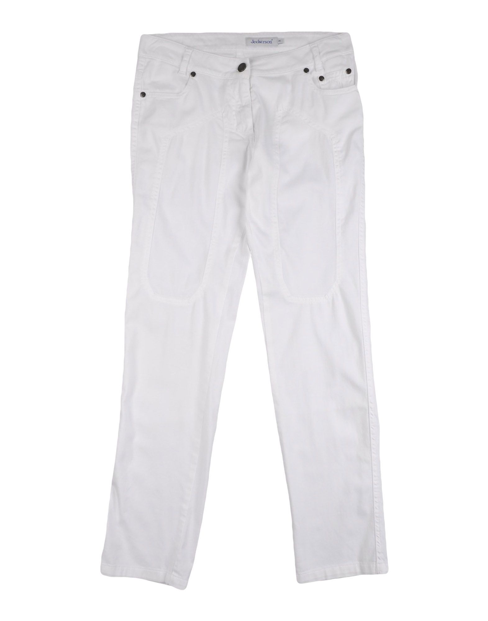 PANTS Jeckerson White Girl Cotton