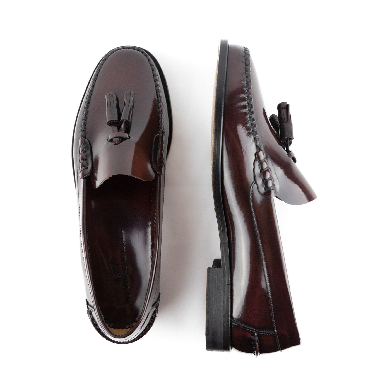 Premium Leather Moccasin Men