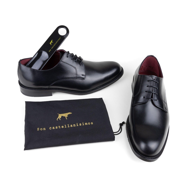 Men's Lace Up Leather Shoes