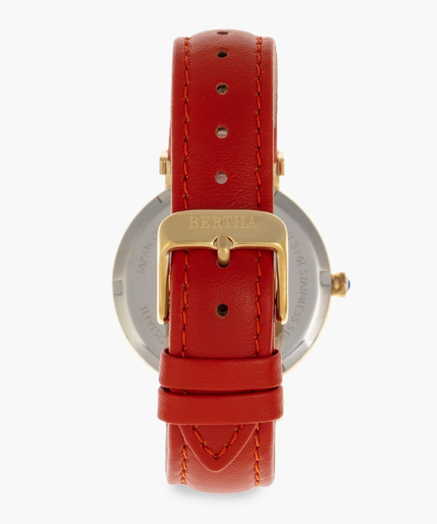 Emily orange watch
