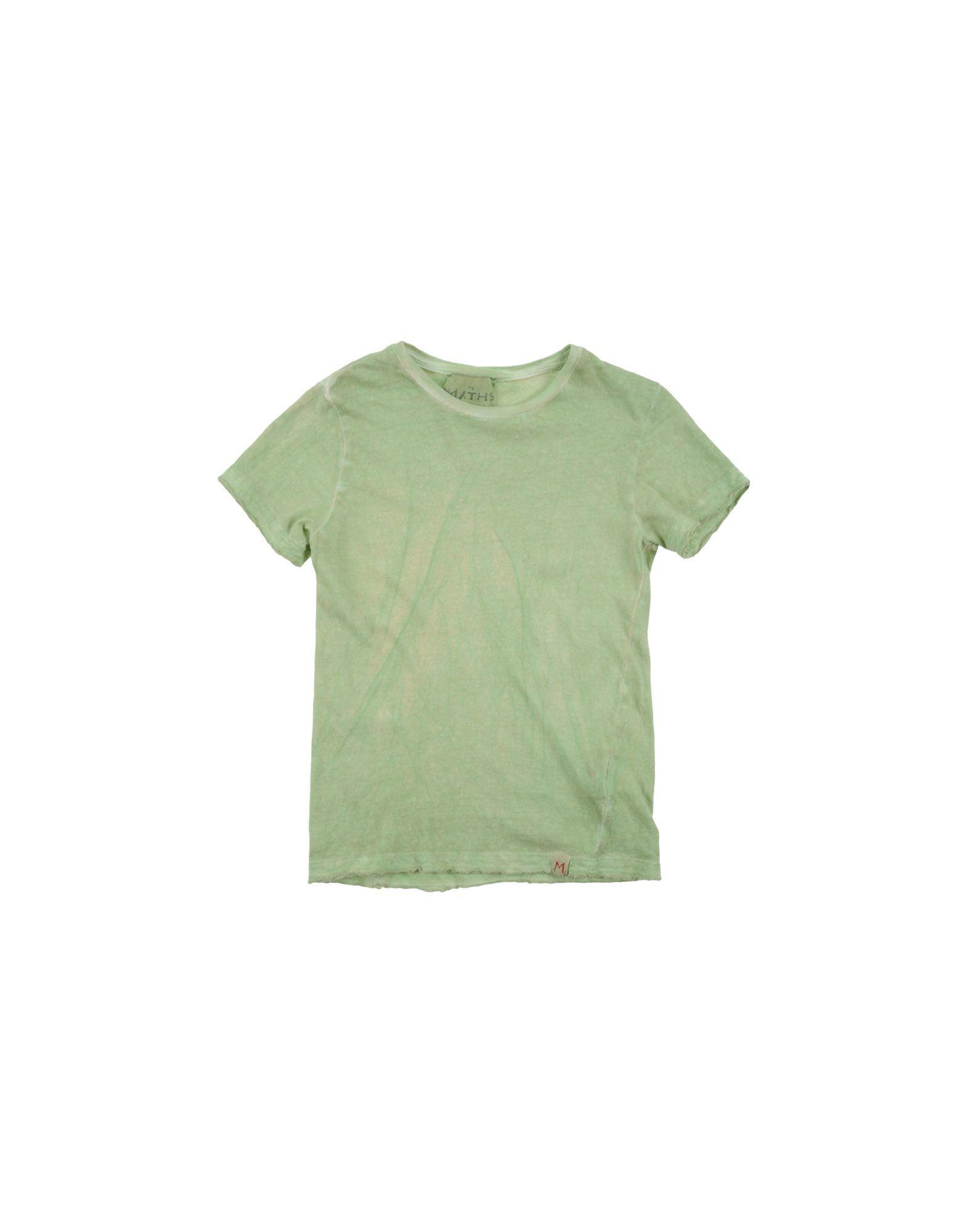 Myths Green Girl Cotton T-Shirt