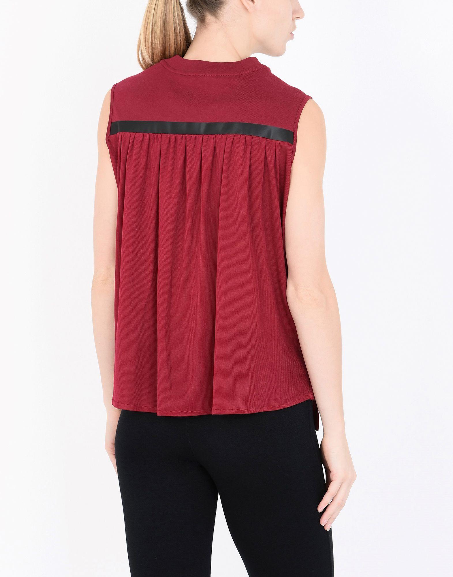 Nike Garnet Cotton Top