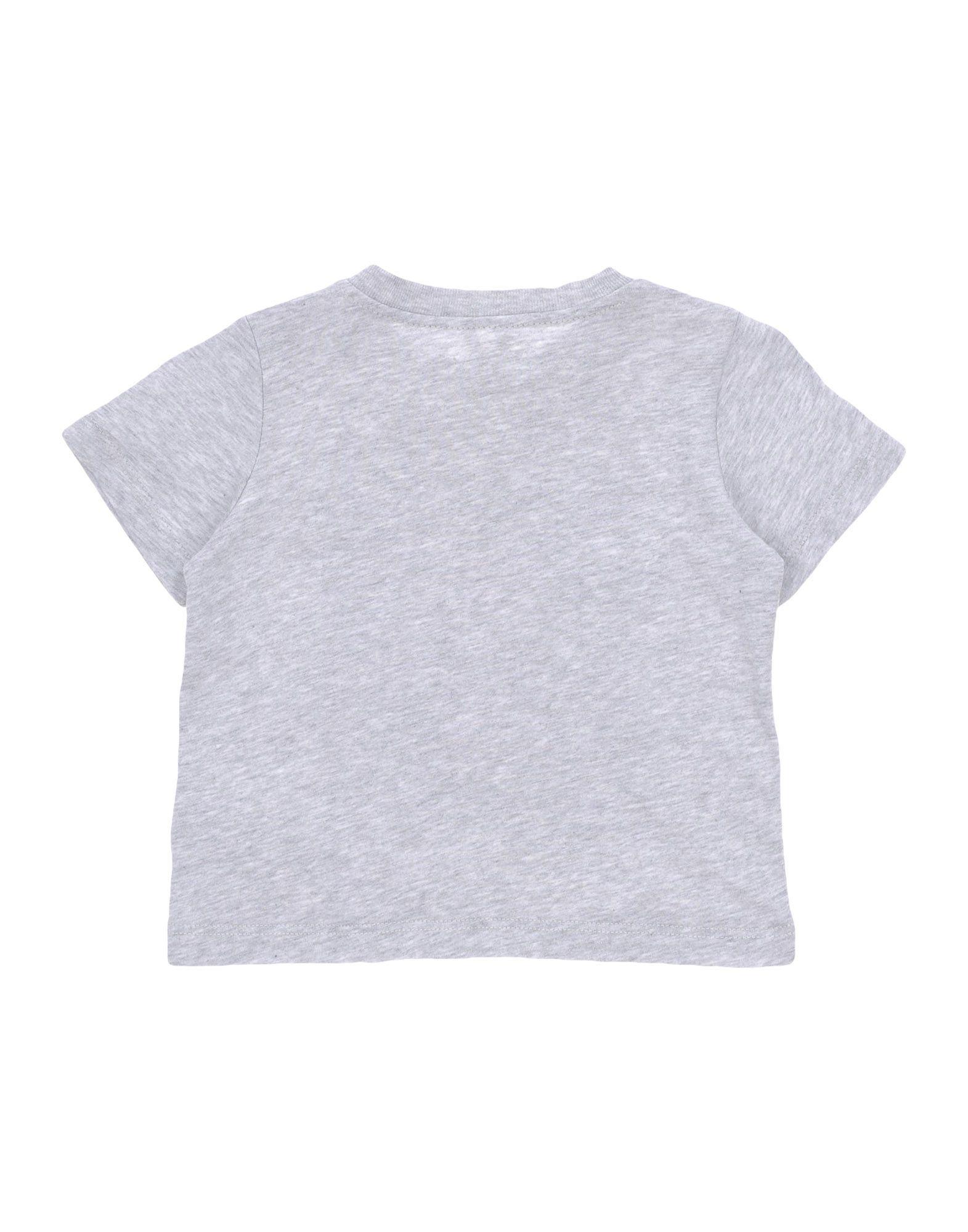 TOPWEAR Stella Mccartney Kids Light grey Woman Cotton