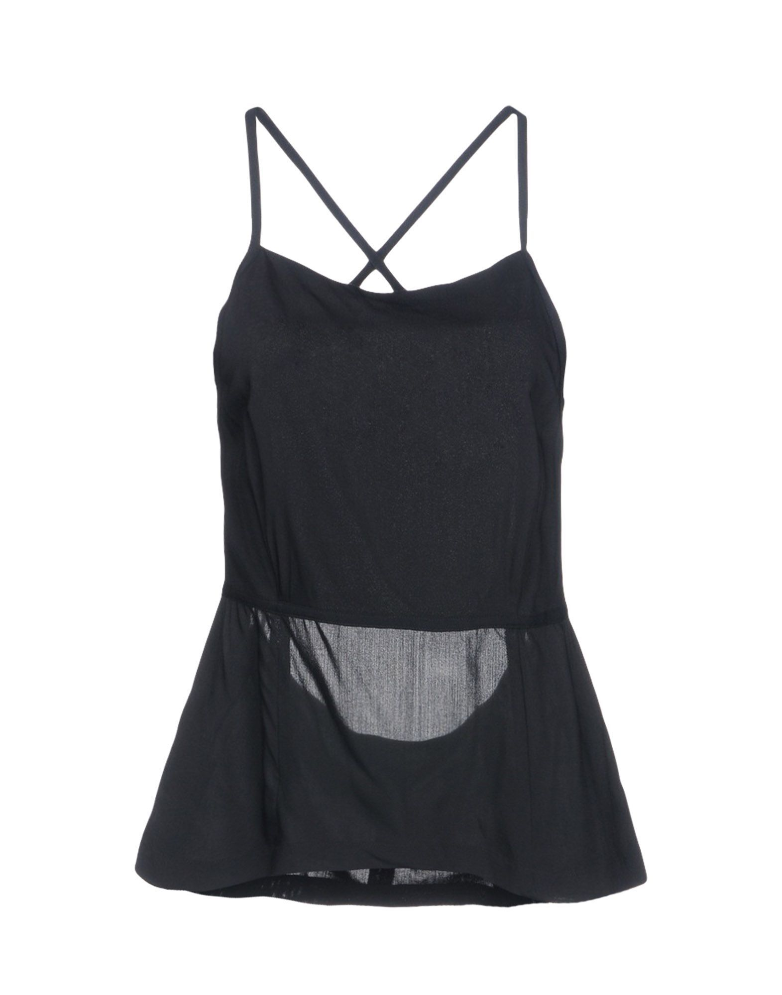 Theory Black Camisole