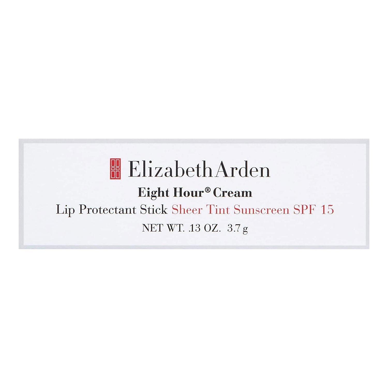 Elizabeth Arden SPF15 8 Hour Cream Lip Protect Stick Plum 3.7g