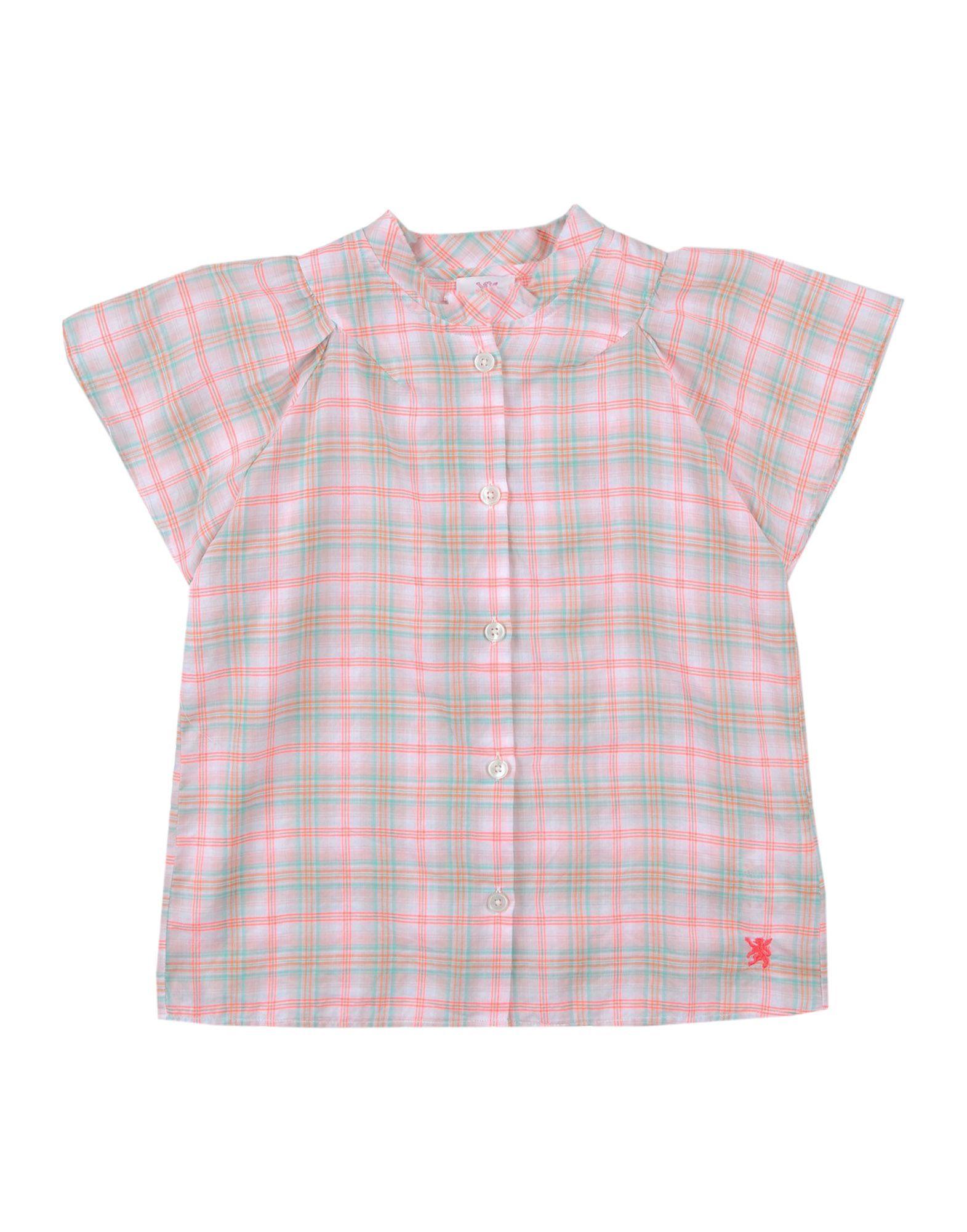 Mauro Grifoni Light Pink Cotton Shirt