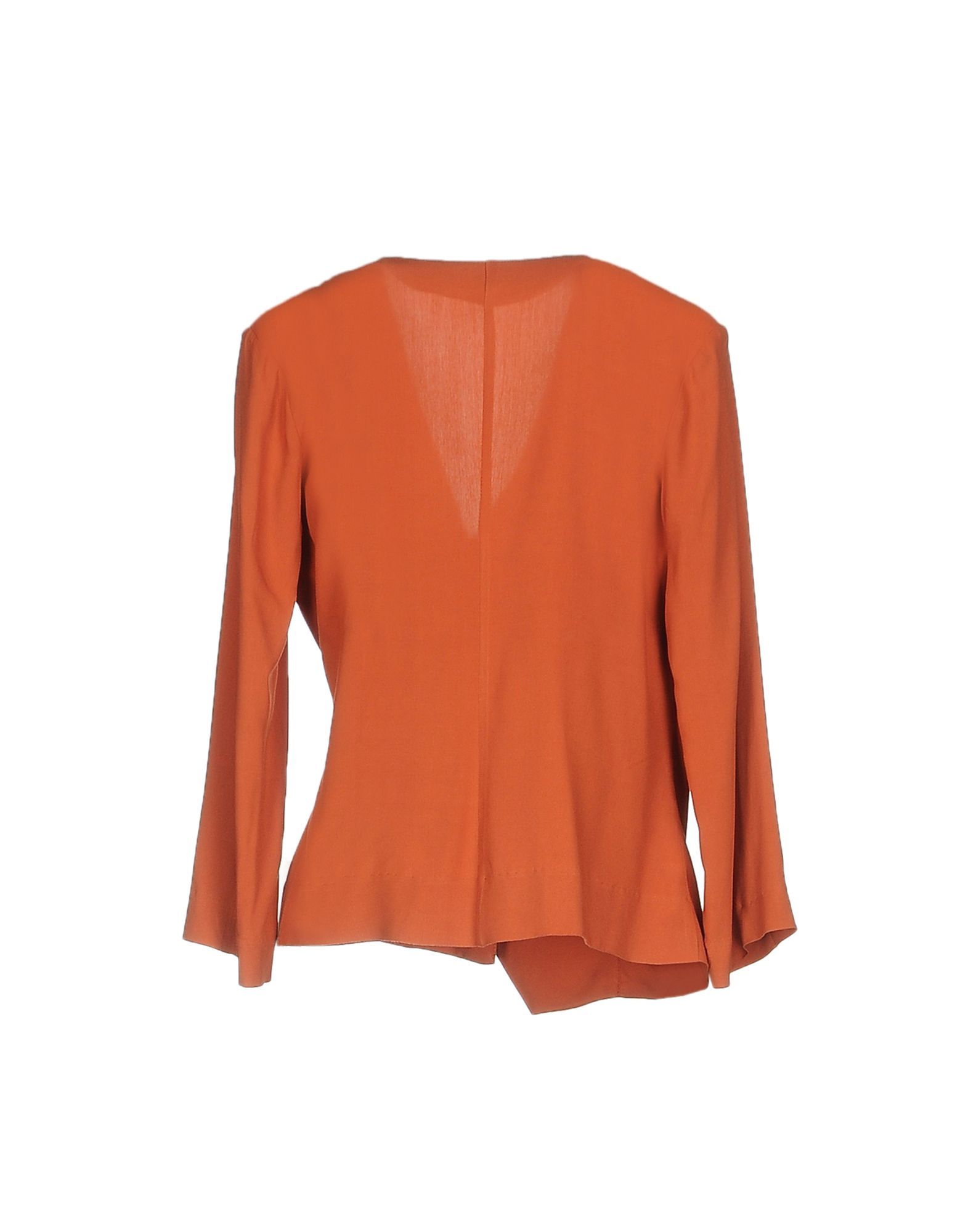 Shirts Maison Laviniaturra Orange Women's Viscose
