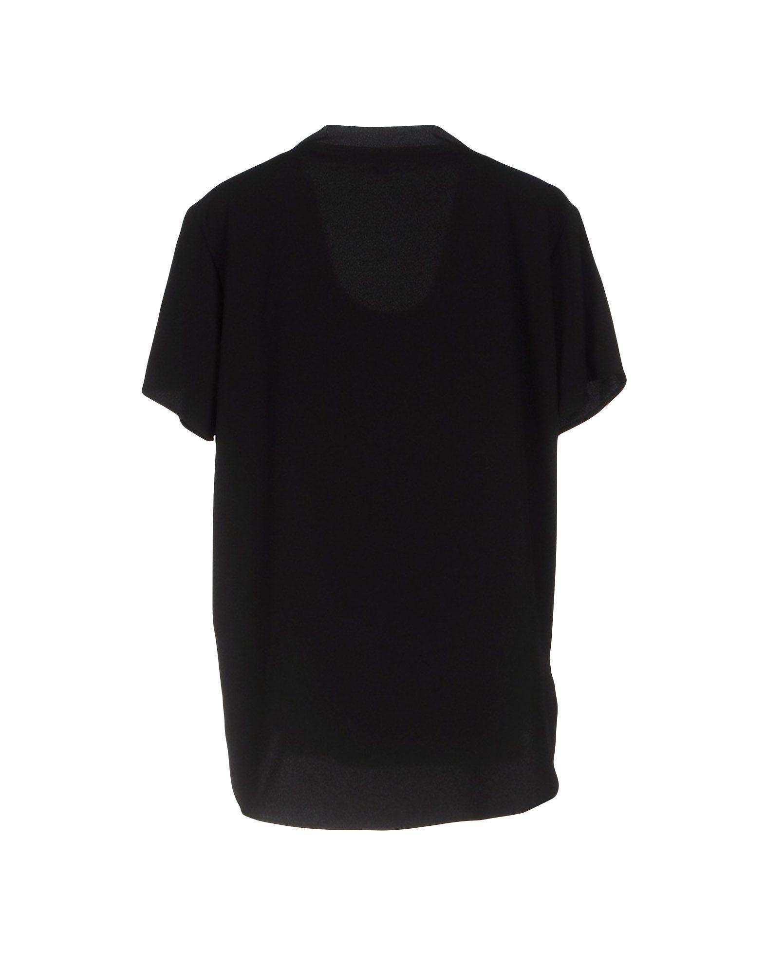 Shirts Michael Michael Kors Black Women's Polyester
