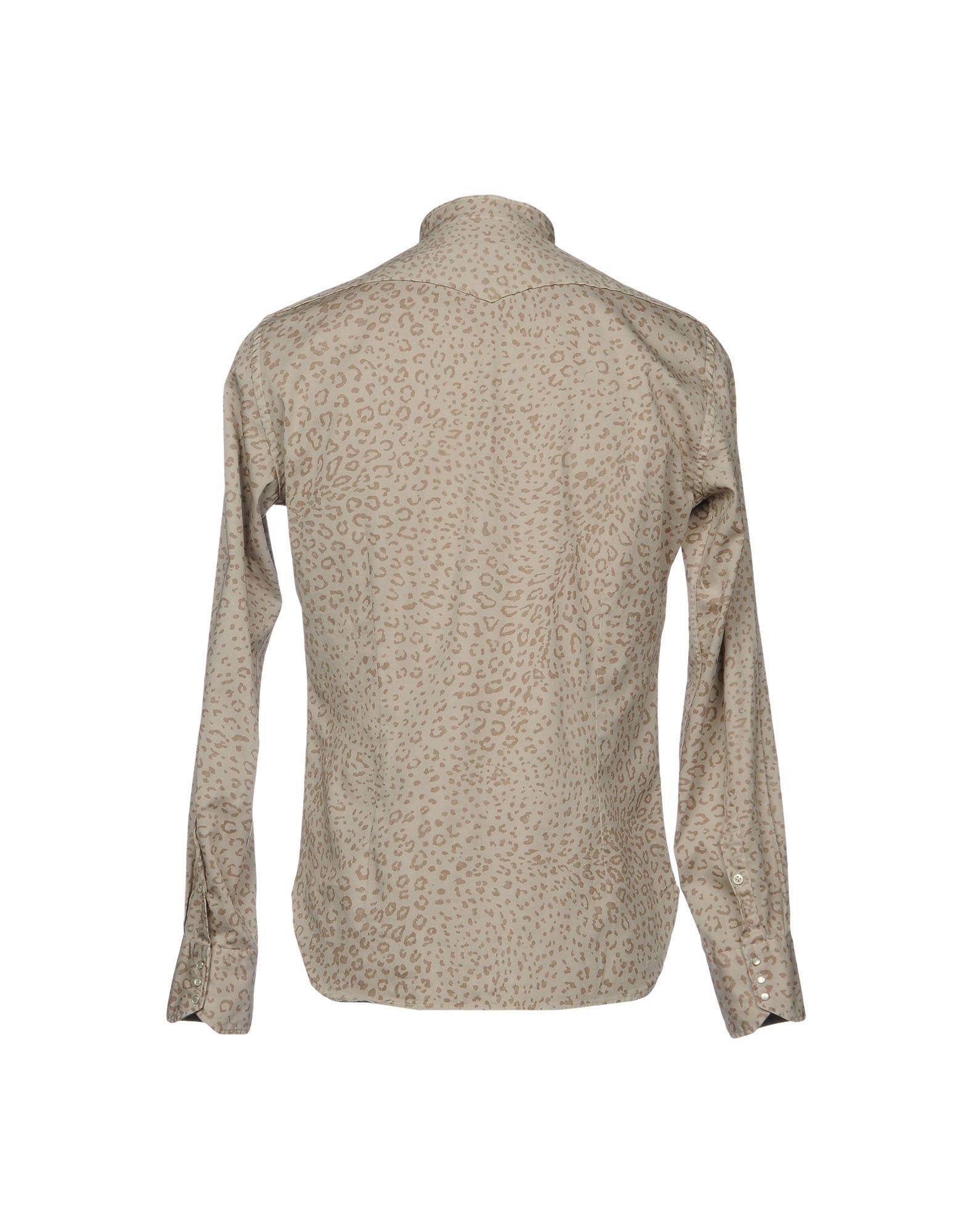 SHIRTS 6167 Sand Man Cotton