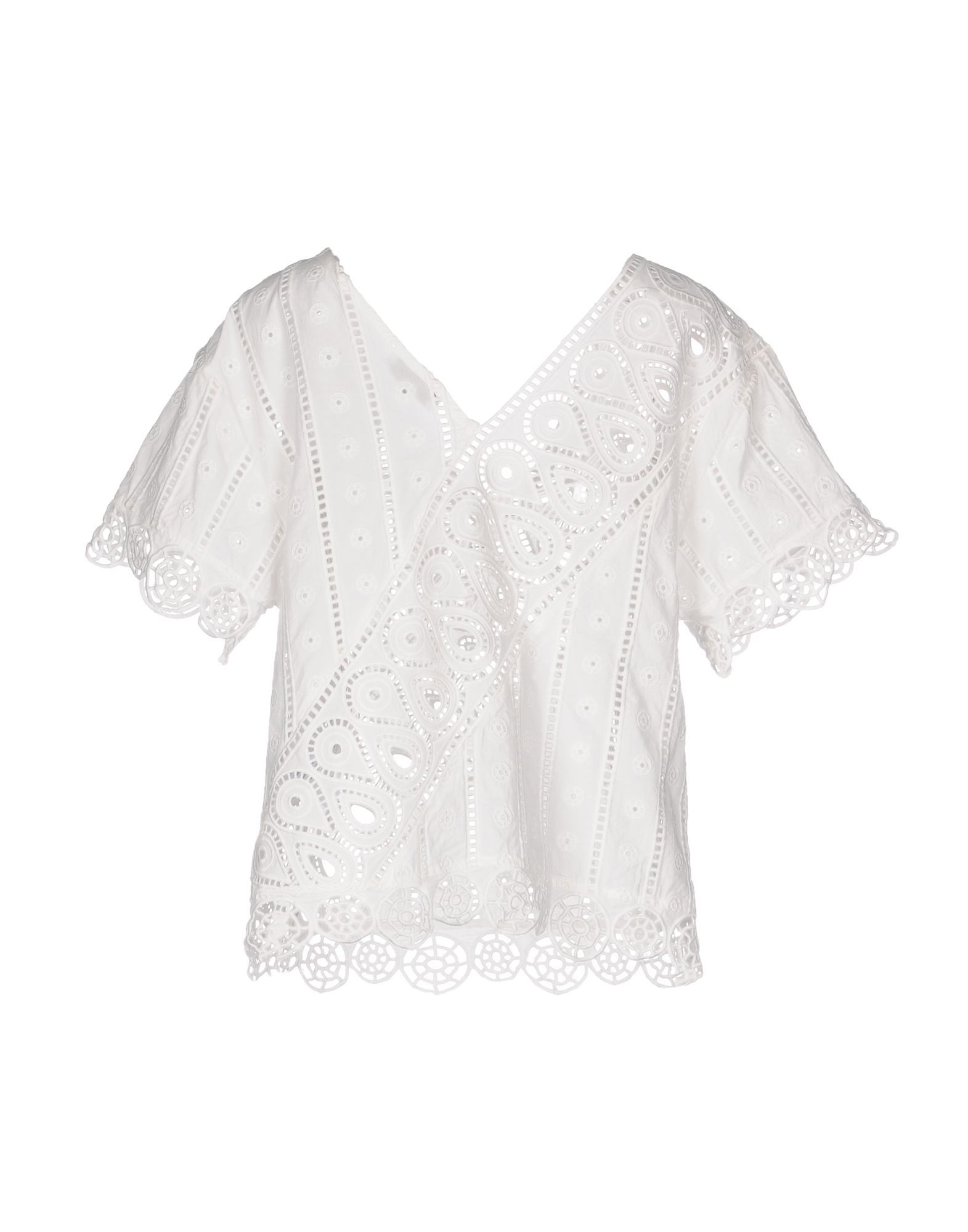 SHIRTS Opening Ceremony White Woman Cotton